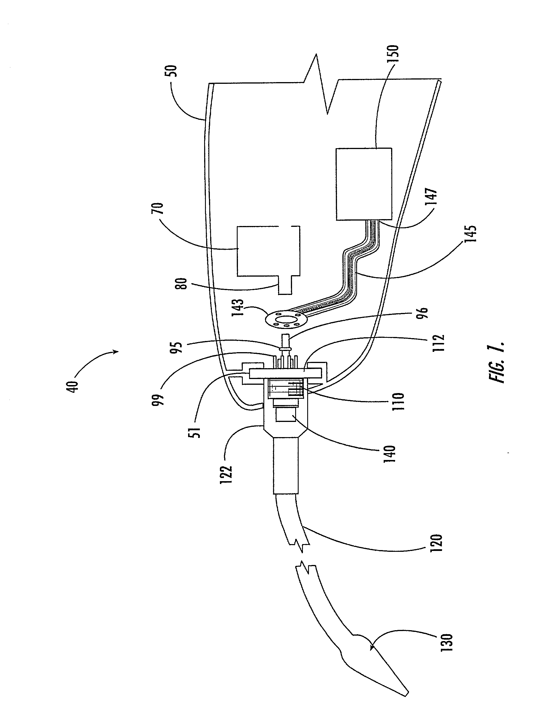 Patente US20030159495 - High flow rate sample flow path
