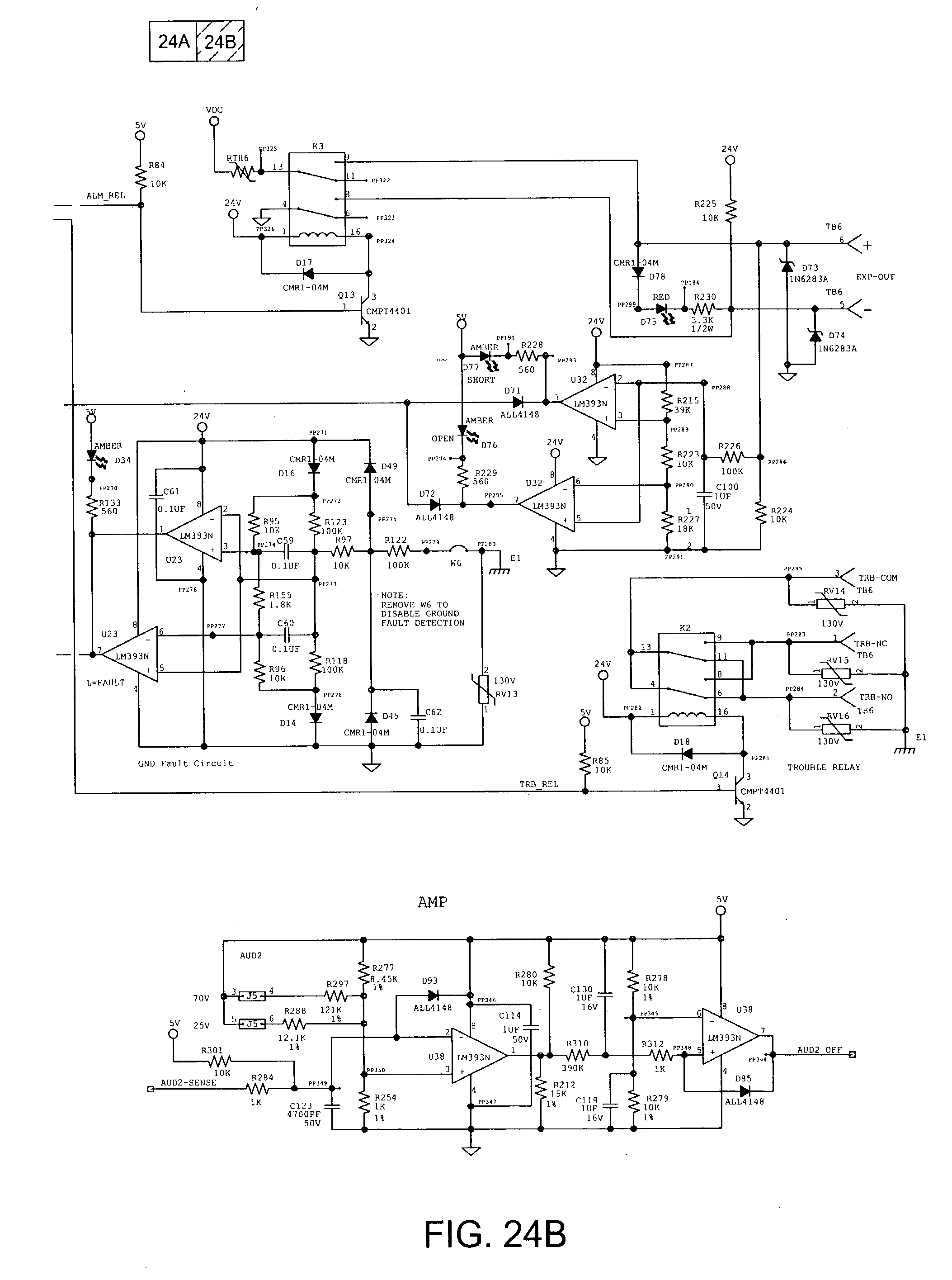 end line resistor wiring diagram