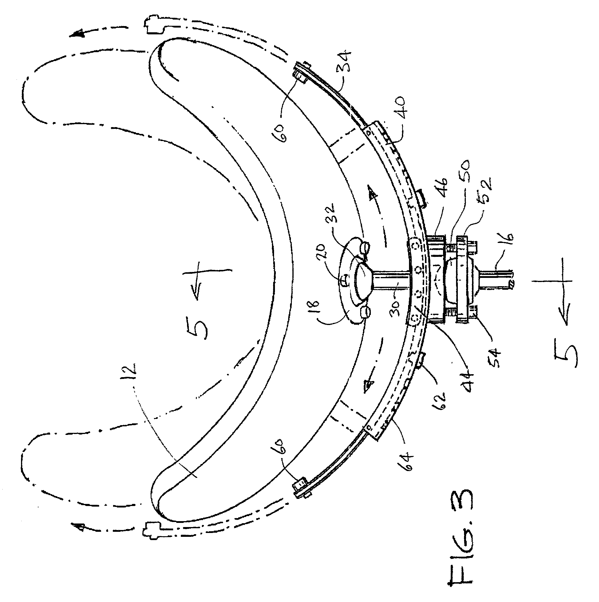patent us20030178880 headrest assembly for a wheelchair Wheelchair Headrest Mount patent drawing