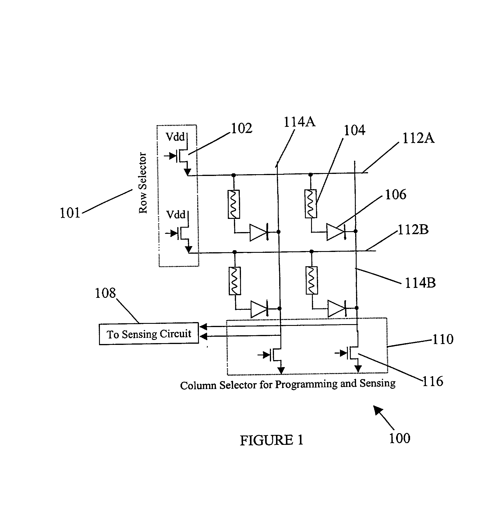 patent us20030179011 integrated polysilicon fuse and diode ATC Fuse Tap patent drawing