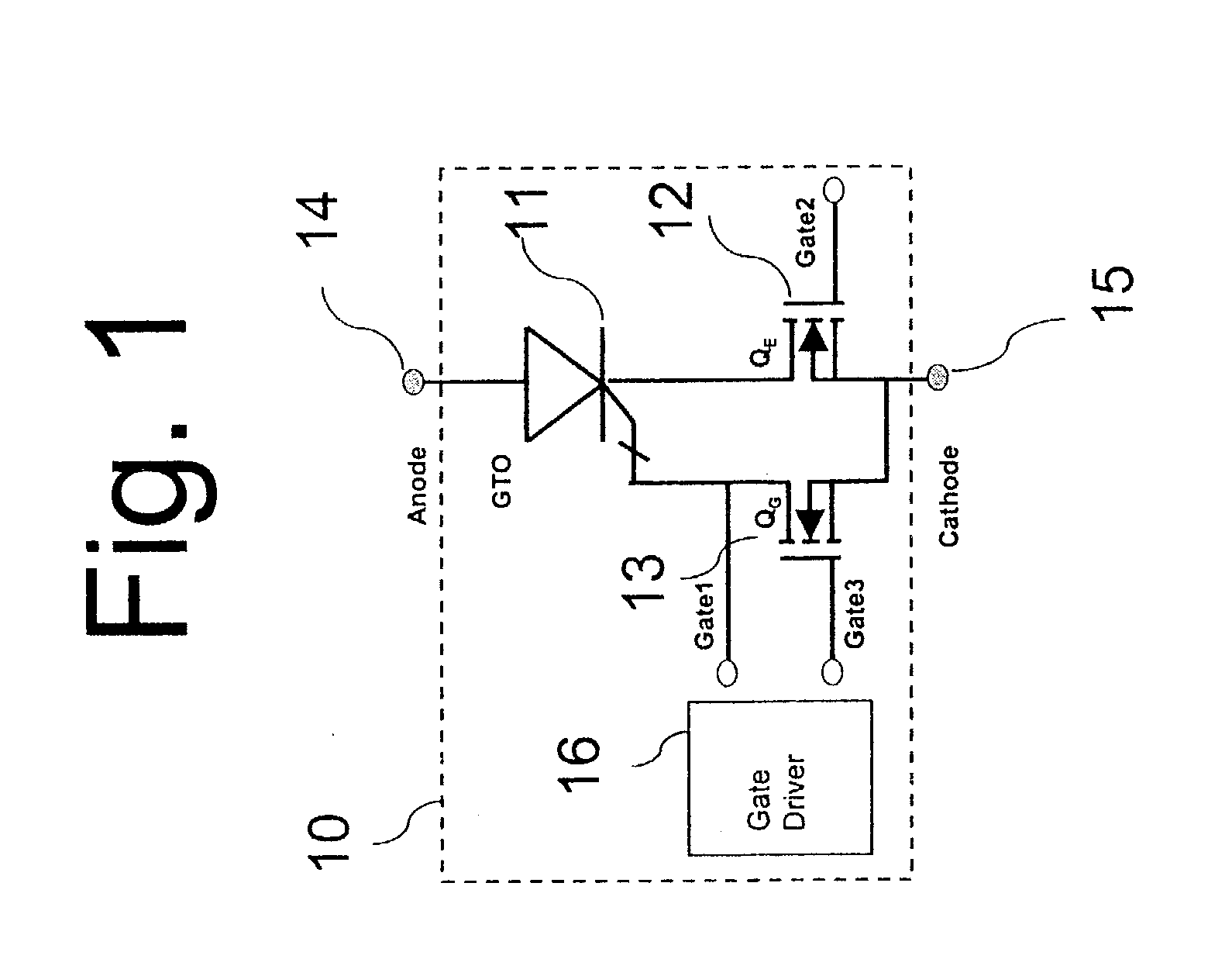 Patent Us20030183838 Solid State Dc Circuit Breaker