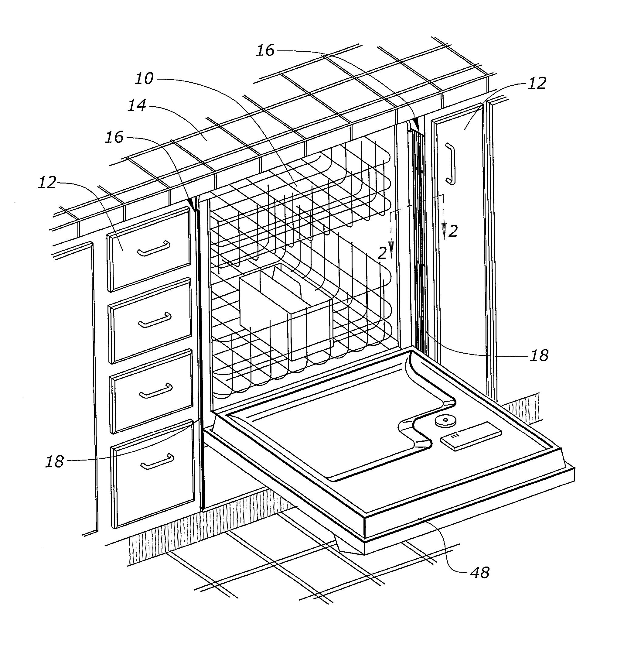 Patent Us20030230955 Dishwasher Trim Strip Google Patents