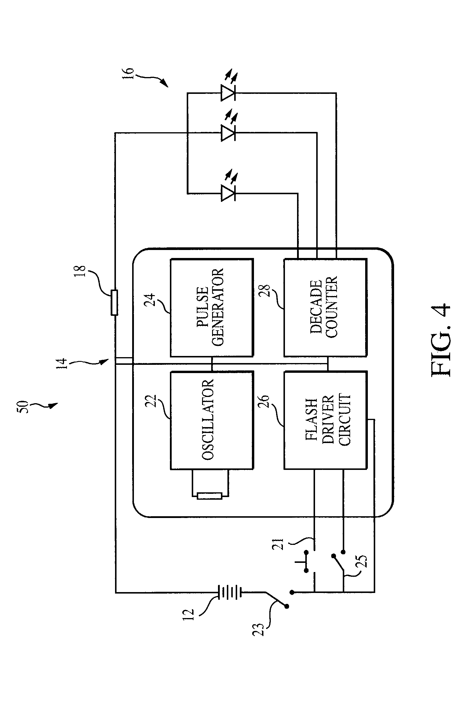 Patent Us20040051474 Articles With Flashing Lights Google Patents Circuit Led Flasher Universal 3v Circuits Designed By Drawing