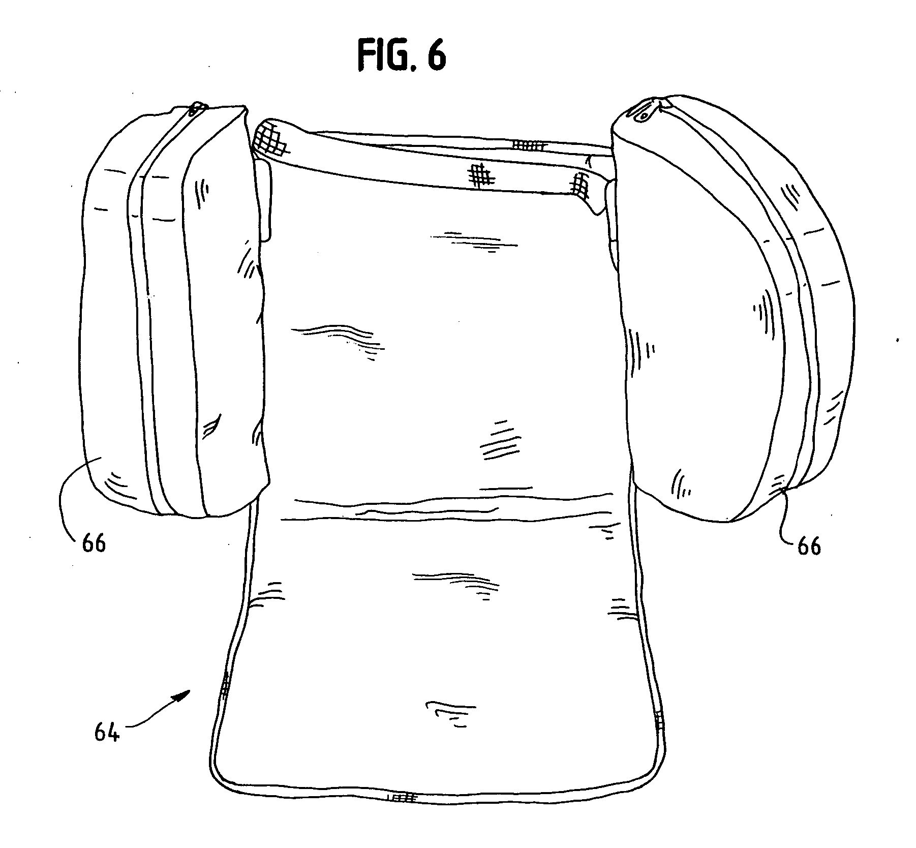 Patent Us20040074937 Combination Backpack And Child Seat