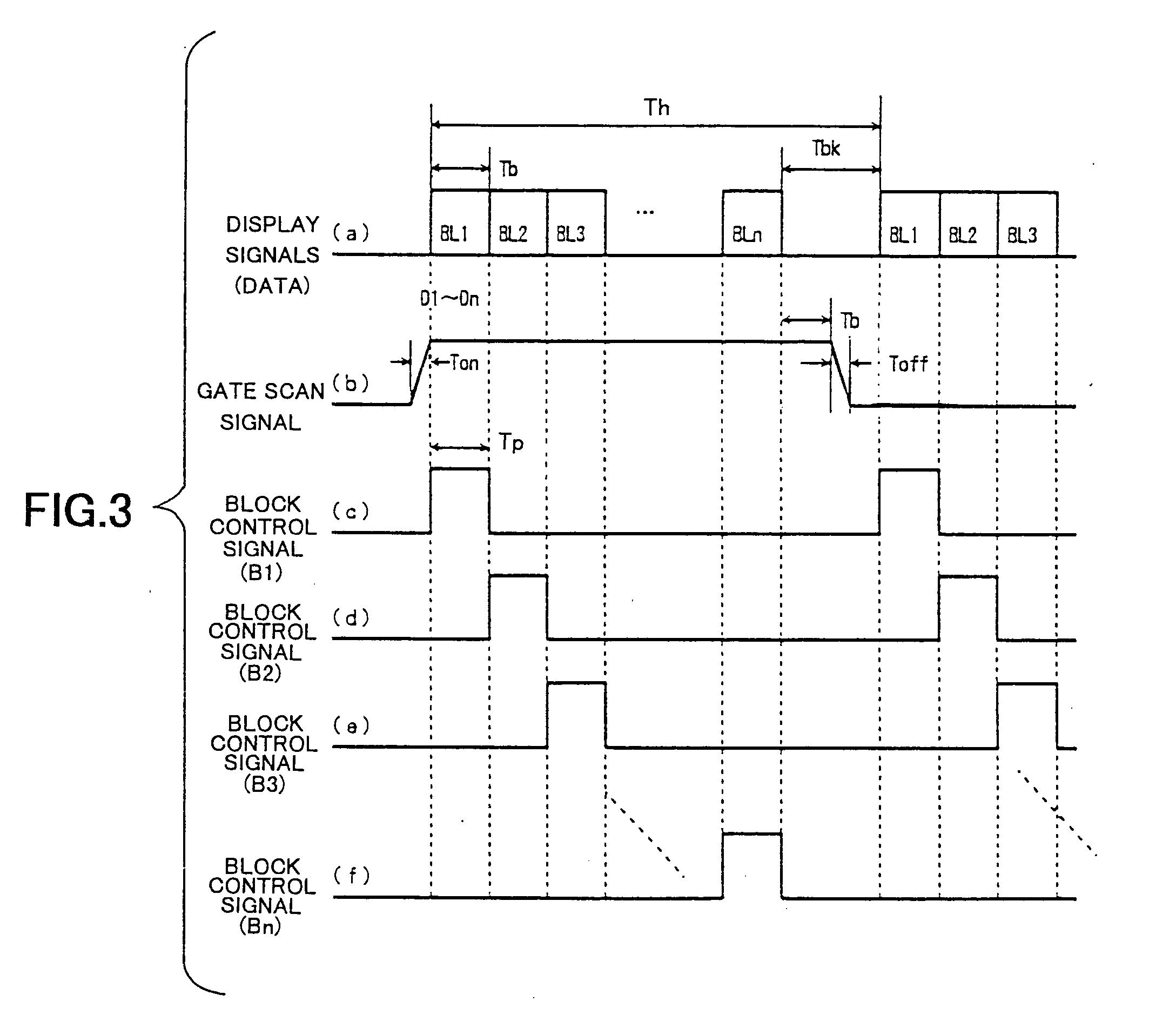 Patent Us20040080480 Liquid Crystal Display Device Google Patents Drive Dot Led Matrix Using Lpt Port And Driver Iccircuit Drawing