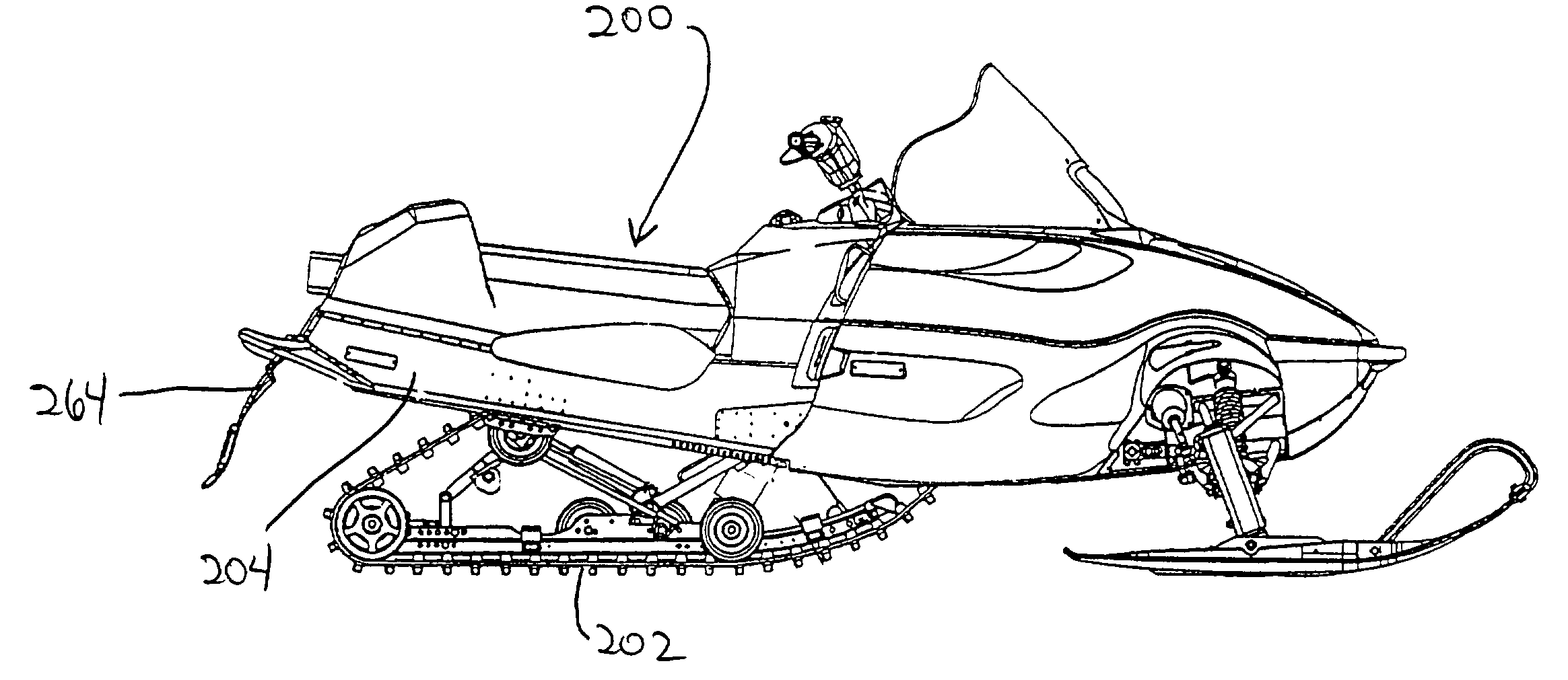 snowmobile coloring pages - photo#9