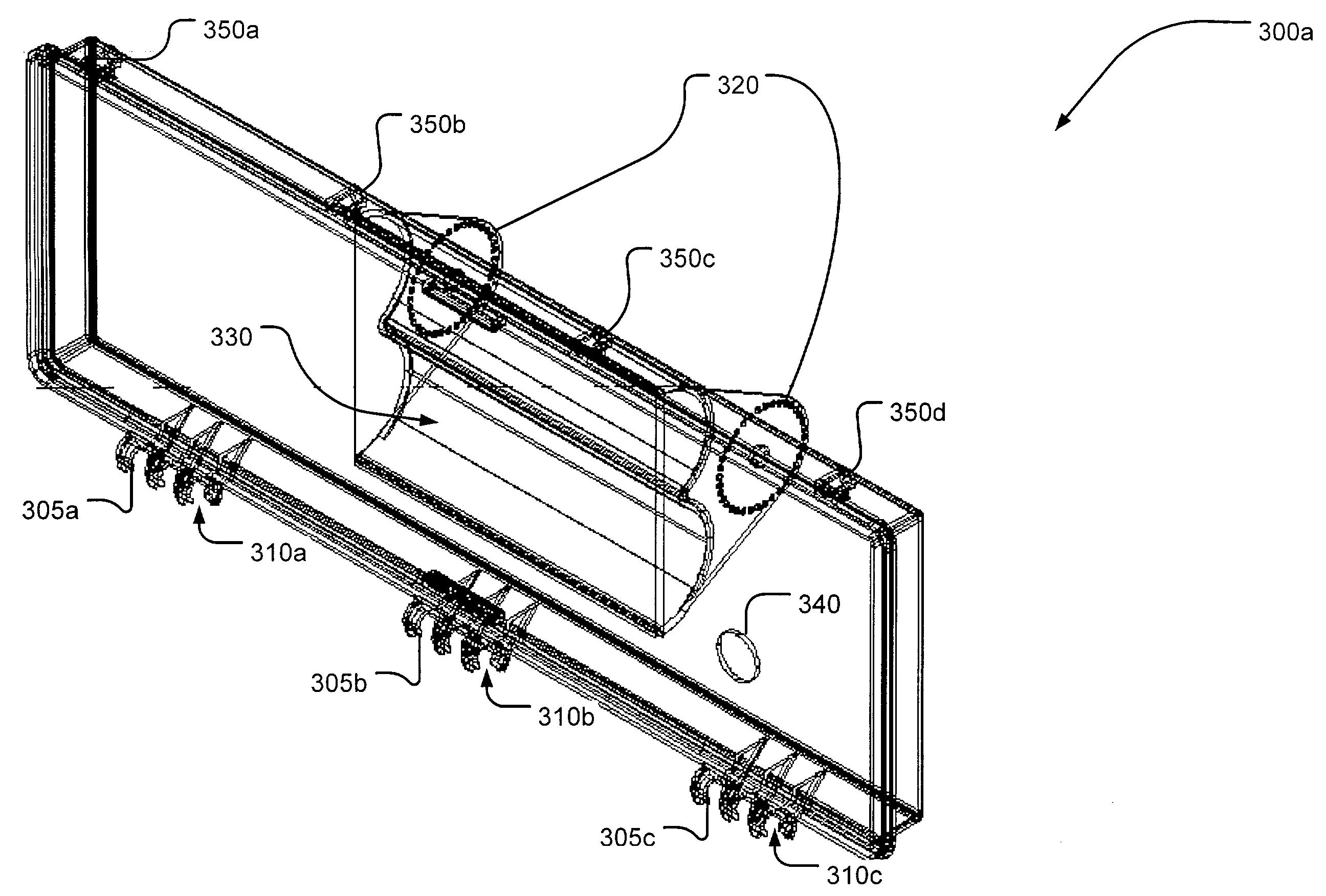 patent us20040094194 - solar panel unit