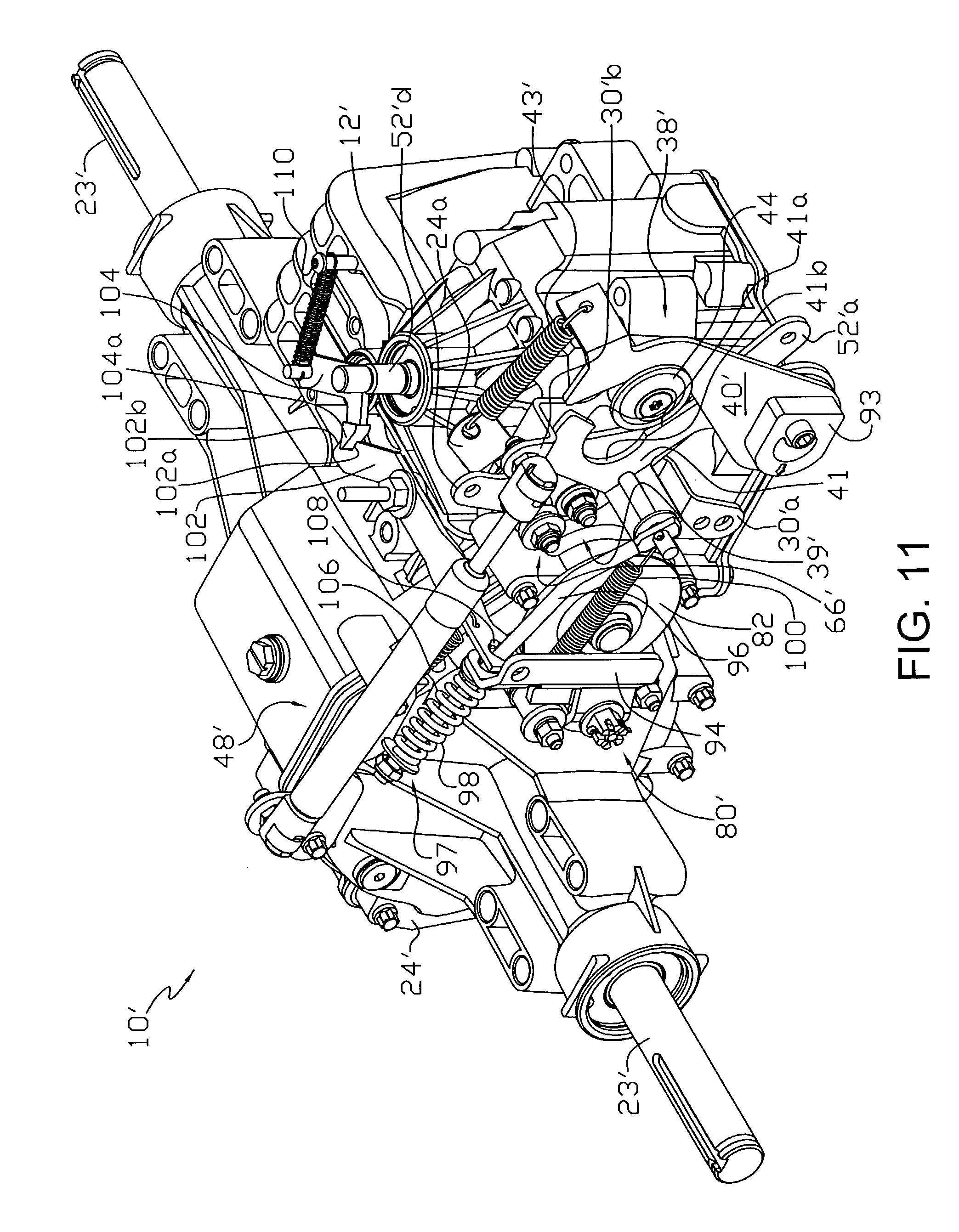 patent us20040099457 - cruise control system