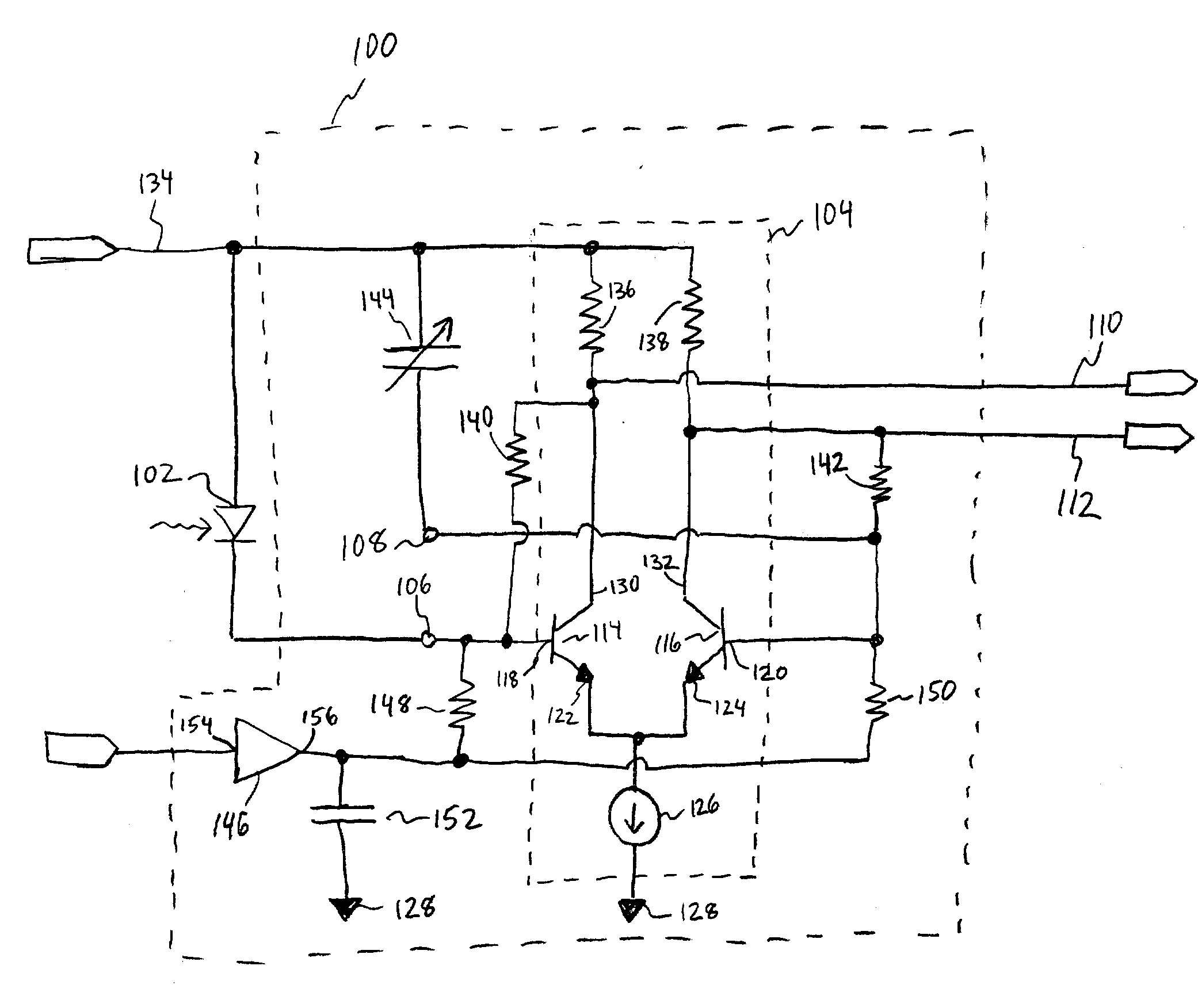 Transimpedance Patent Giftsforsubs Us6359517 Photodiode Circuit Google Patents Us20040130397
