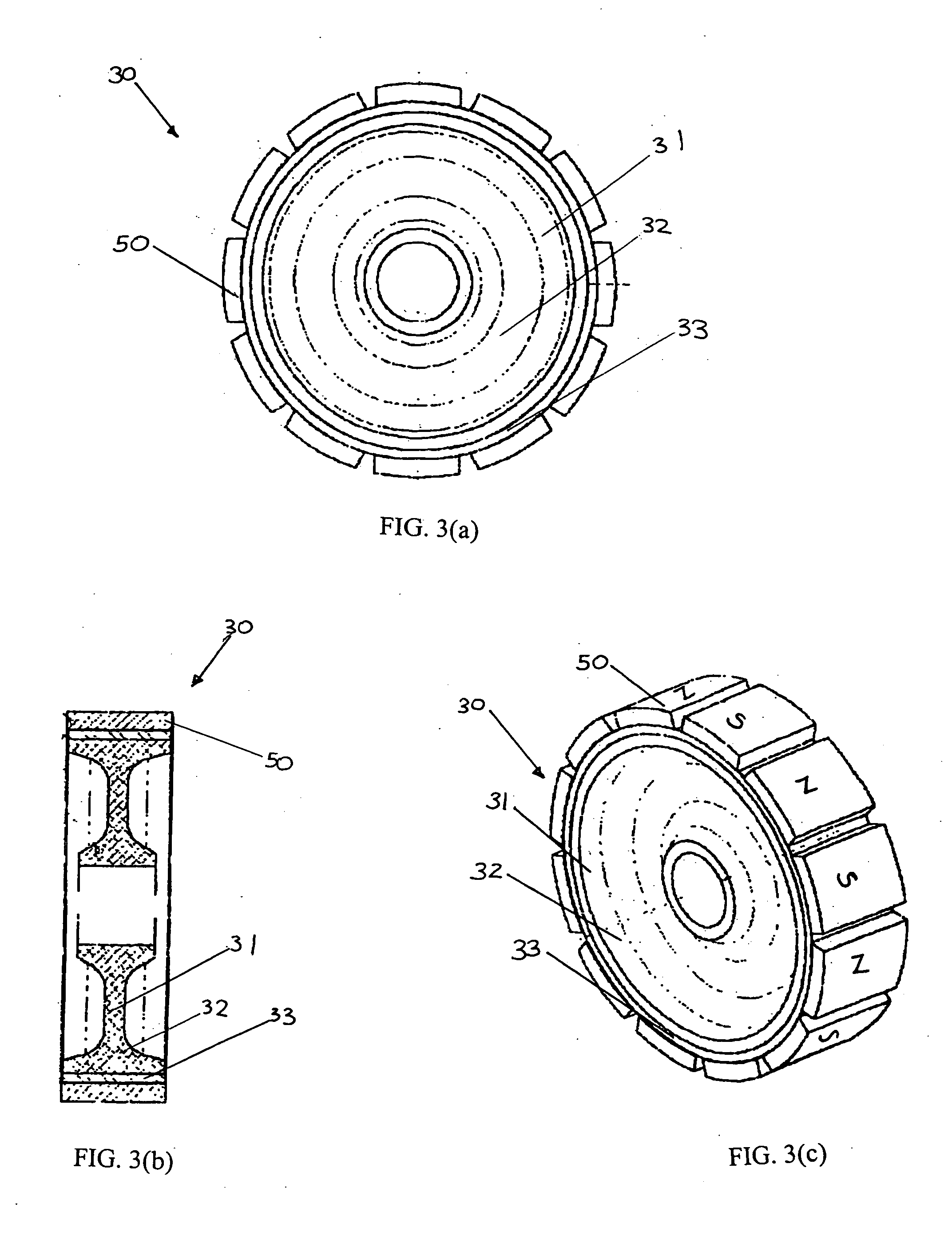 Patent Us20040155546 Permanent Magnet Alternator And Voltage For Threephase Automotive Regulator Circuit System Drawing