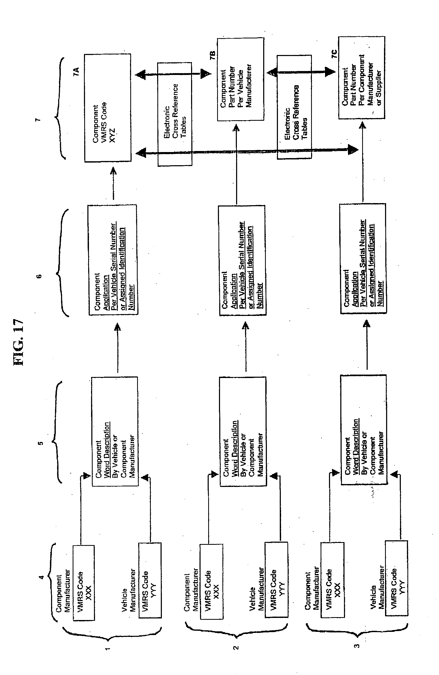 Patent US20040167833 - Parts search system - Google Patents