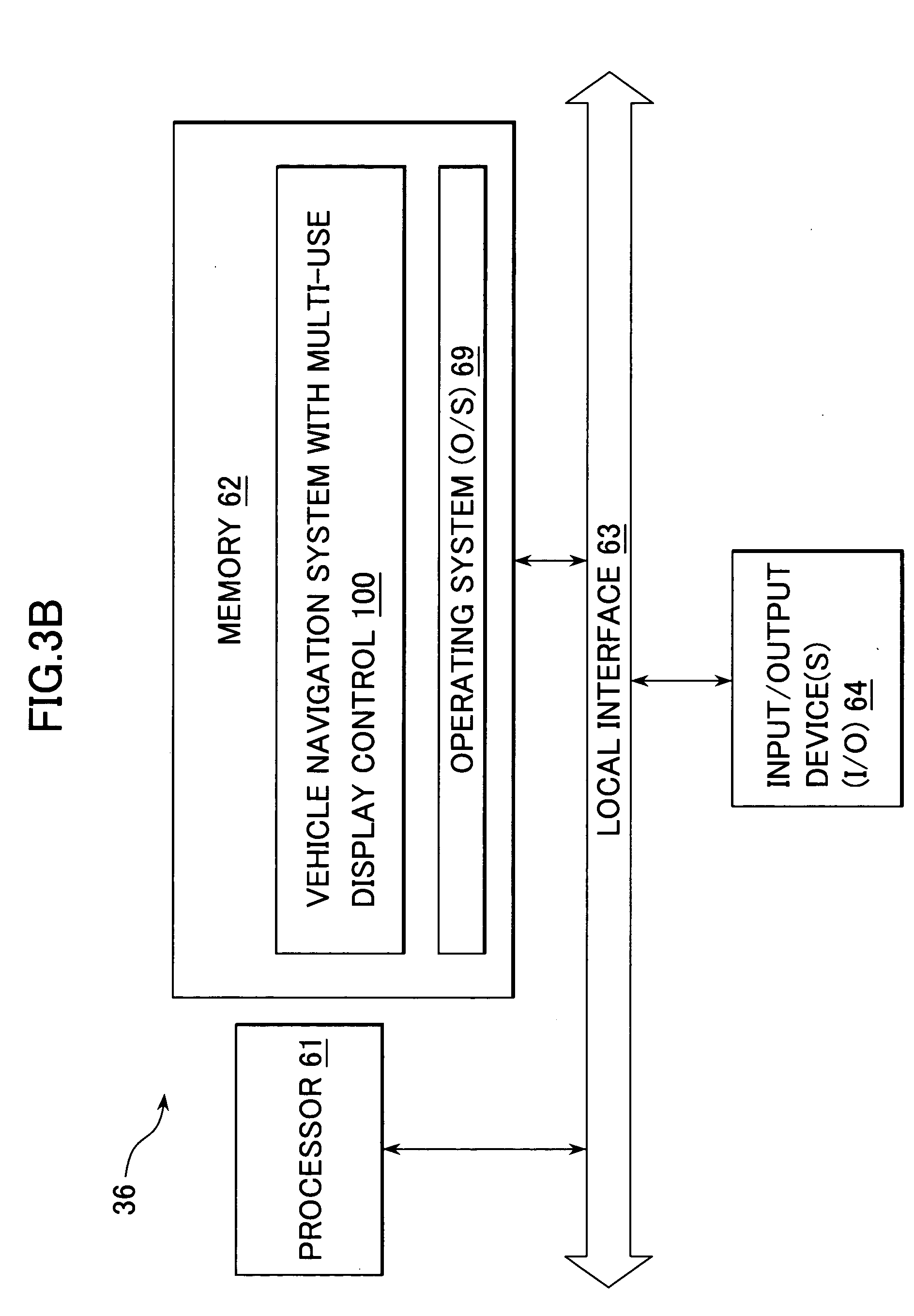 Patent Us20040193371 Vehicle Navigation System With Multi Use Wiring Diagram Yamaha Xeon Drawing