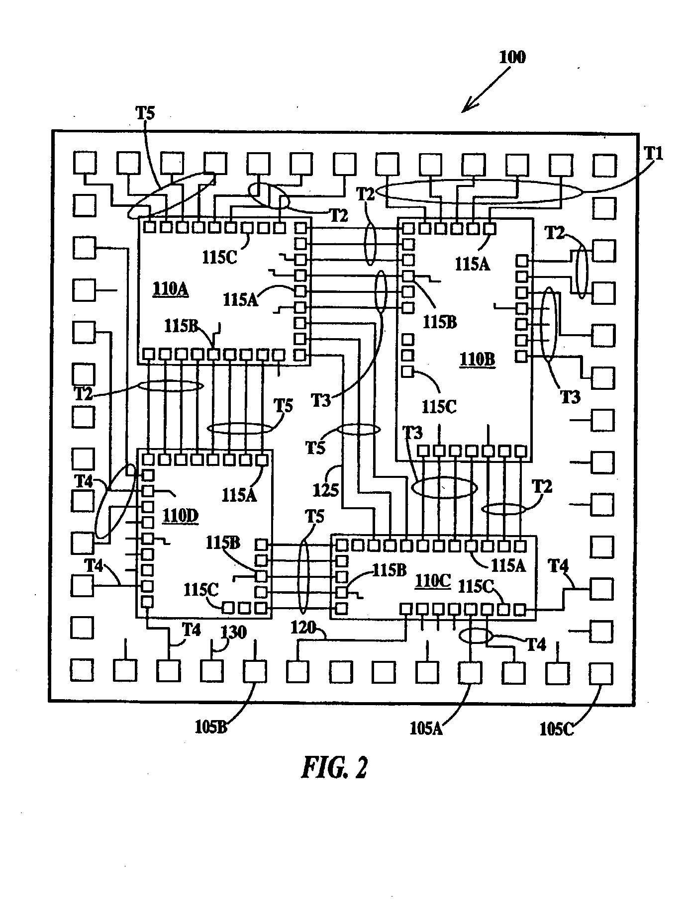 patent us20040216063 - method and system for integrated circuit design
