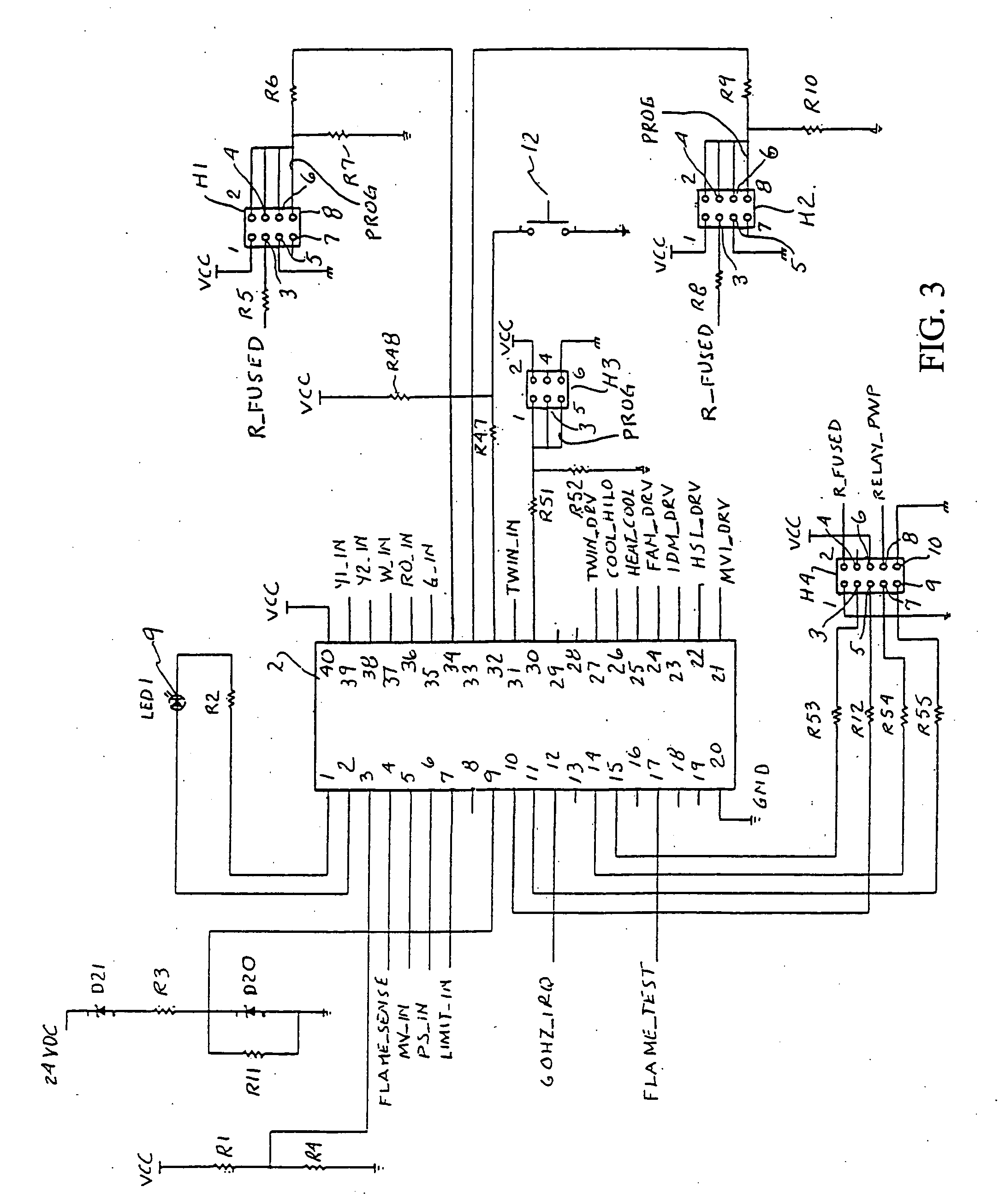 goodman gmp075 3 wiring diagram goodman heat kit wiring