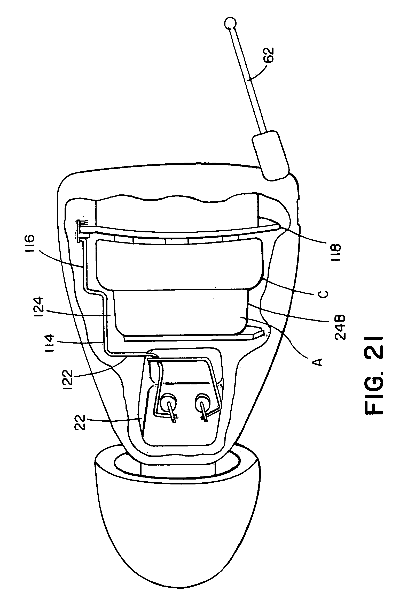 patent us20040240695 - hearing aid
