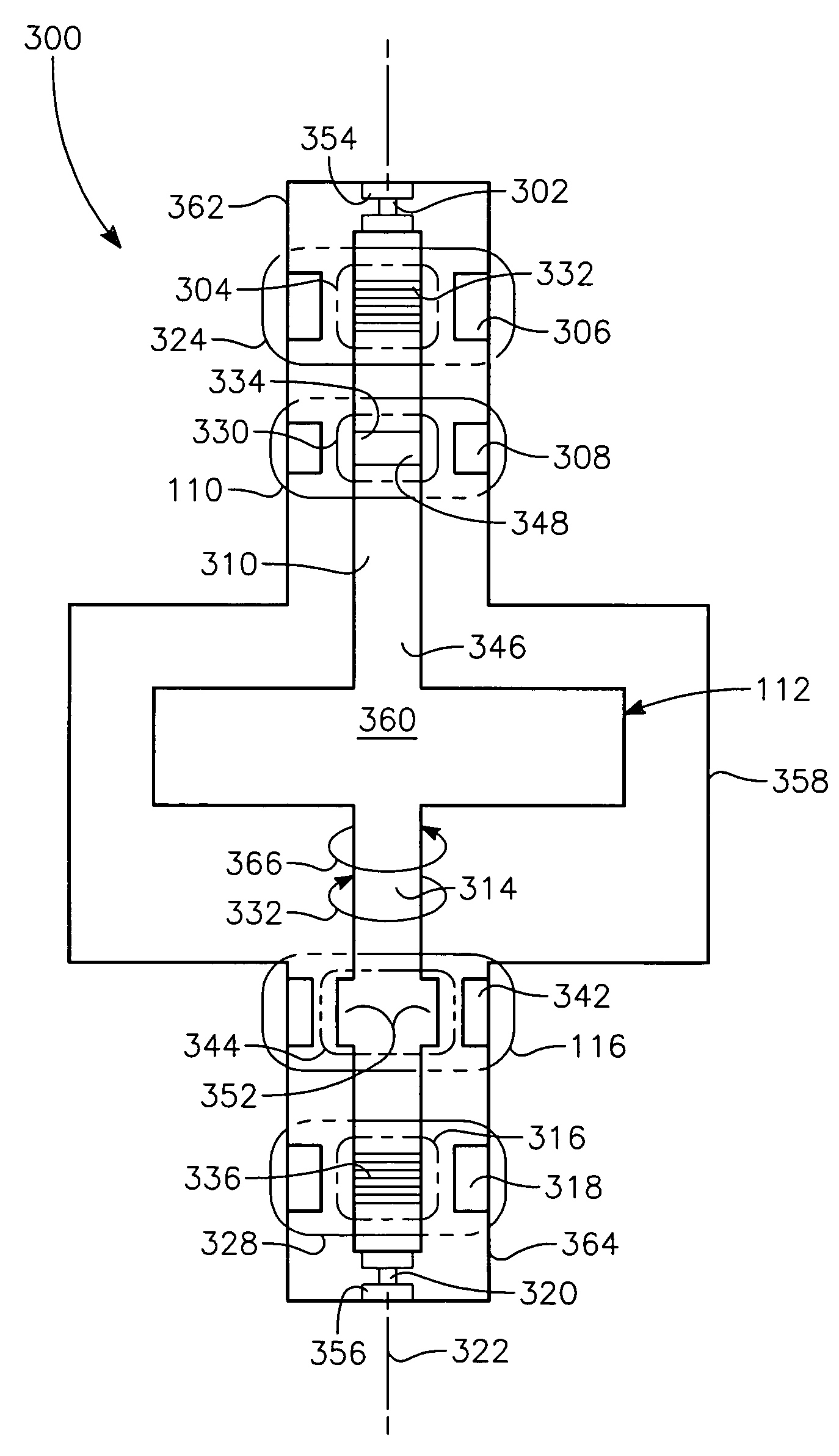 Patent Us20040245877 Flywheel System With Synchronous