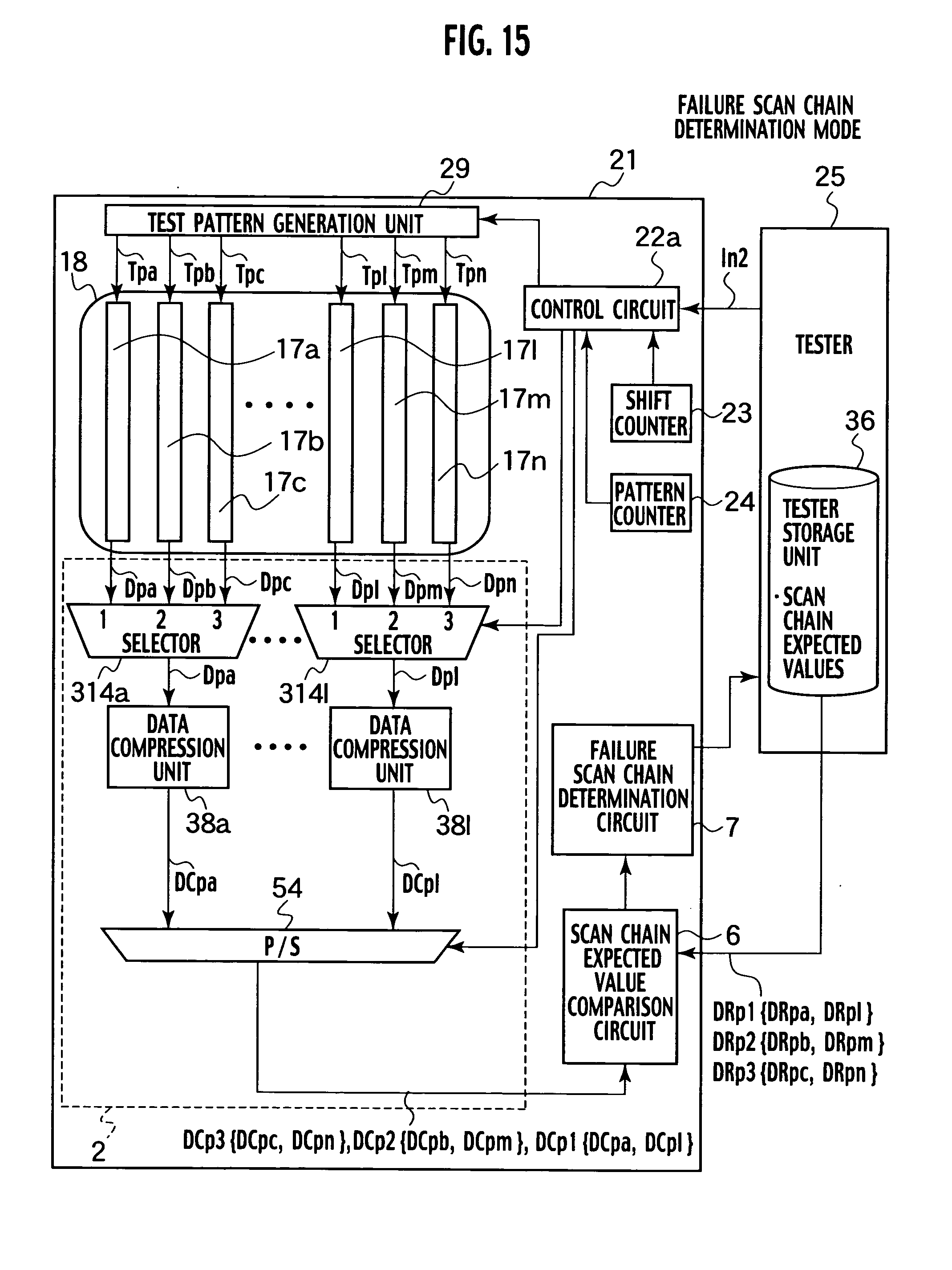 Patent Us20040246337 Self Test Executable Integrated Circuit A Tpac Some Rca Converter Wiring Diagram Drawing
