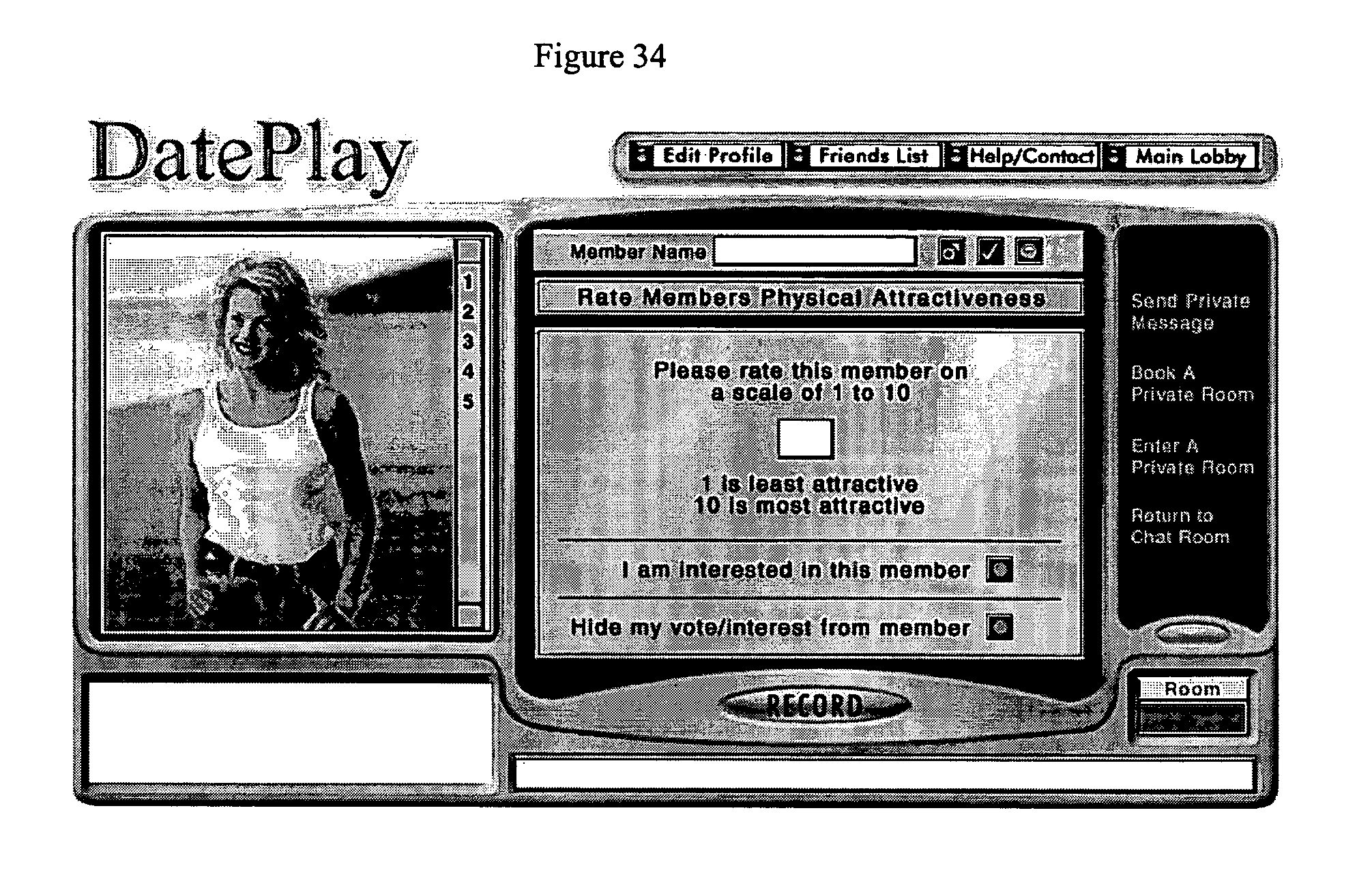dating site patents So you want to date someone who shares your education level and ambition and maybe, just maybe, you'd like them to be in your same neighborhood, attractive enough to at least look good in black-and-white photos, with a height that meets your way-too-restrictive height preferences.