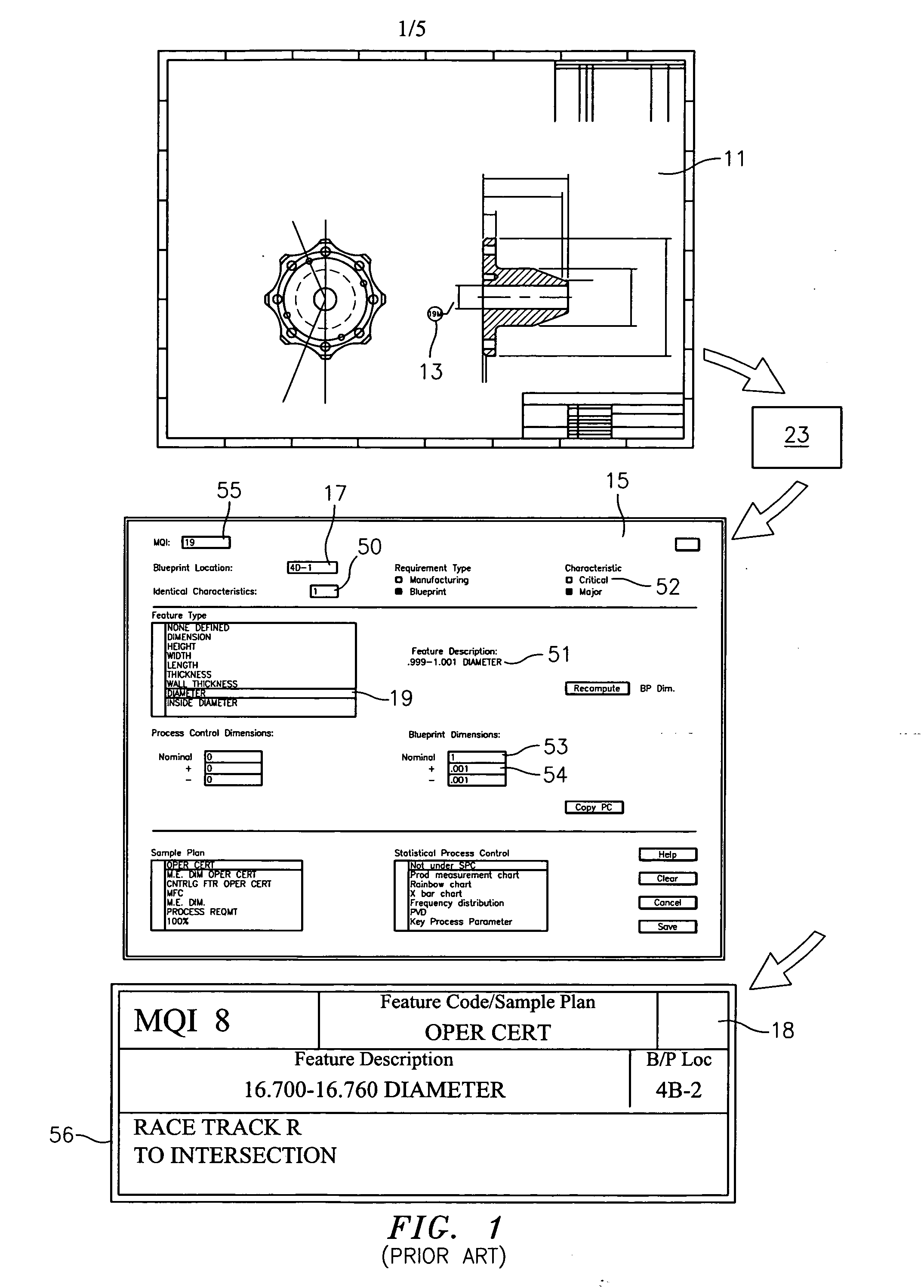 Patent us20040267401 engineering drawing data extraction software patent drawing malvernweather Gallery