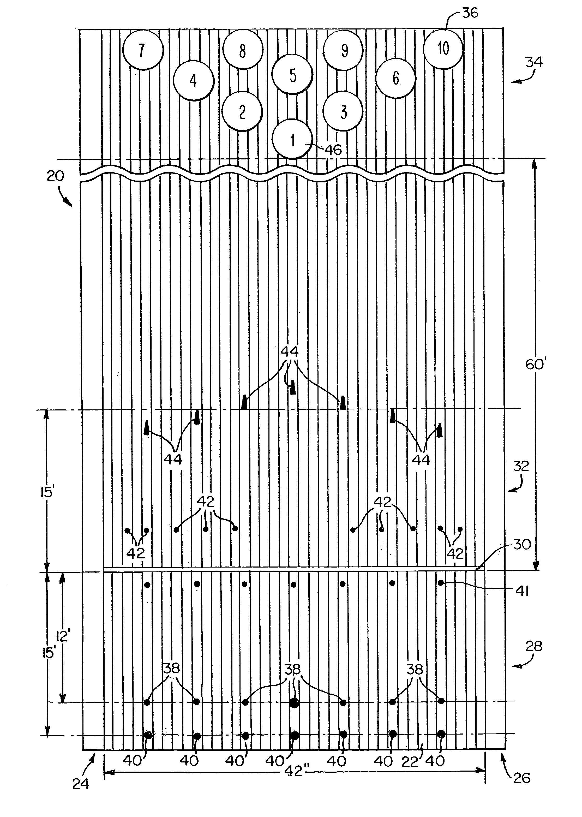 image relating to Printable Bowling Lane Diagram called DIAGRAM] Bowling Alley Sizing Diagram Entire Variation High definition