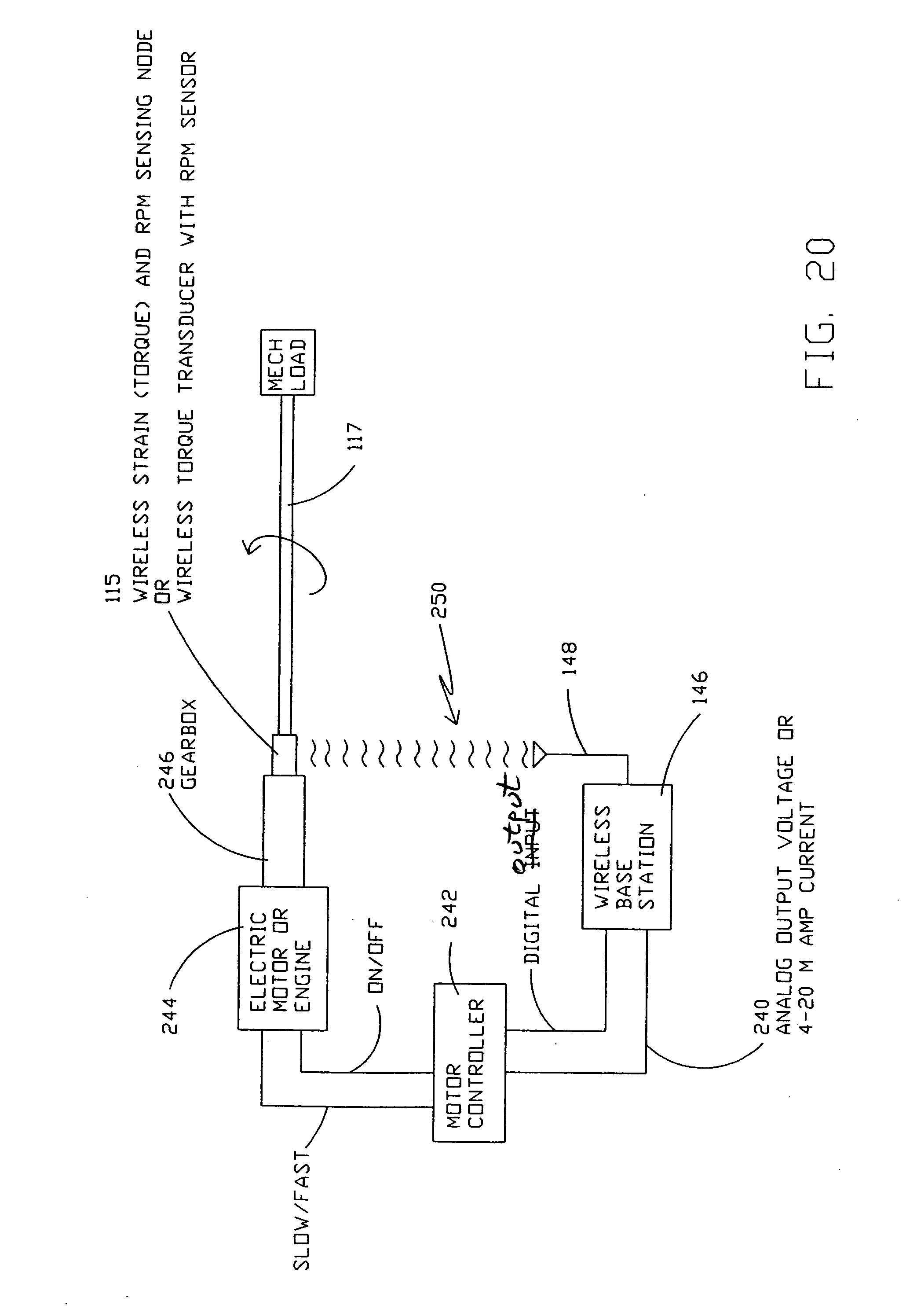 Patent Us20050017602 Shaft Mounted Energy Harvesting For Wireless Application Circuit 1 25v To 35v 64a Supercapacitor Charger With 2a Drawing