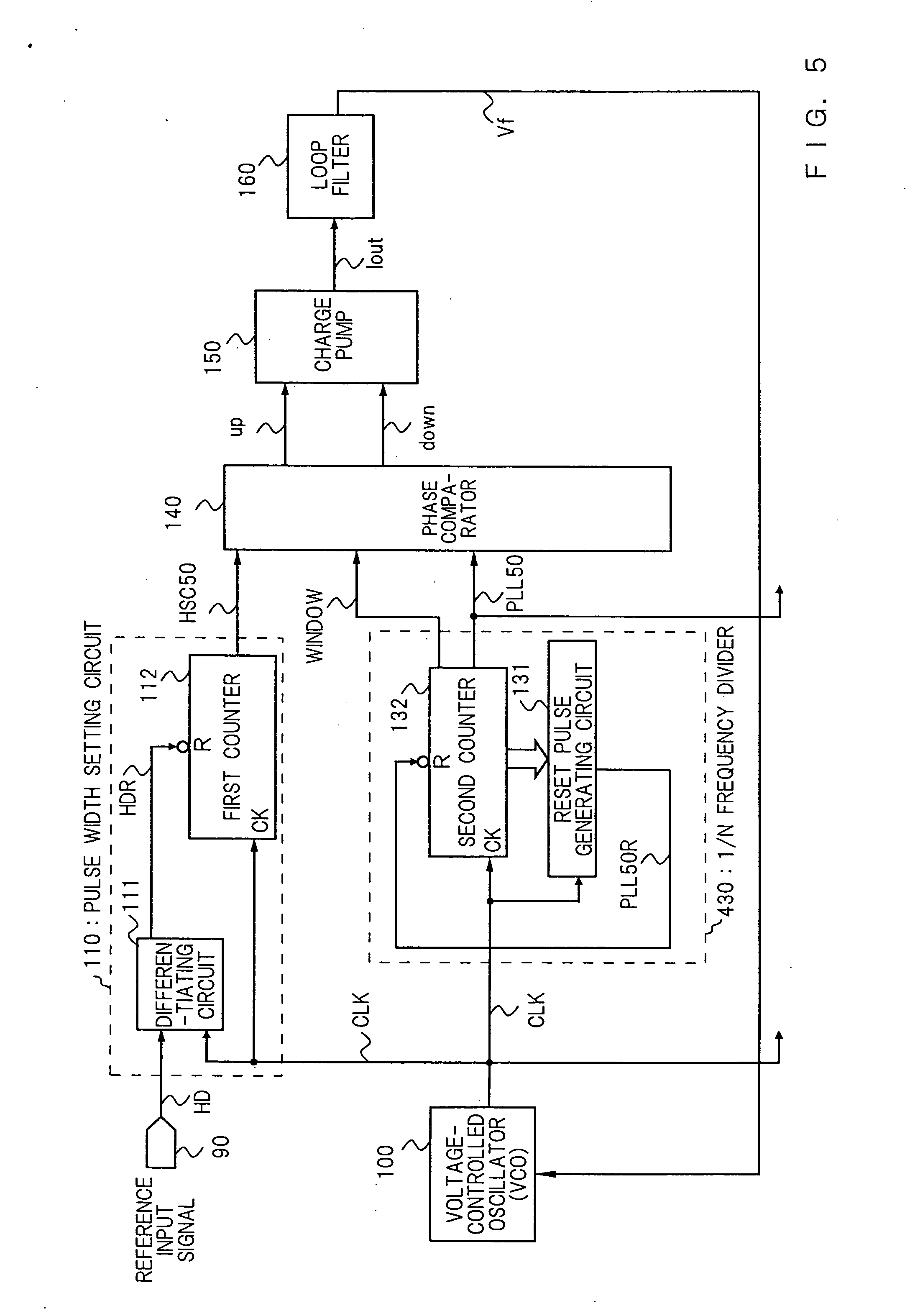 Patent Us20050040872 Pll Circuit And Image Display Device Google Case 430 Ck Wiring Diagram Drawing