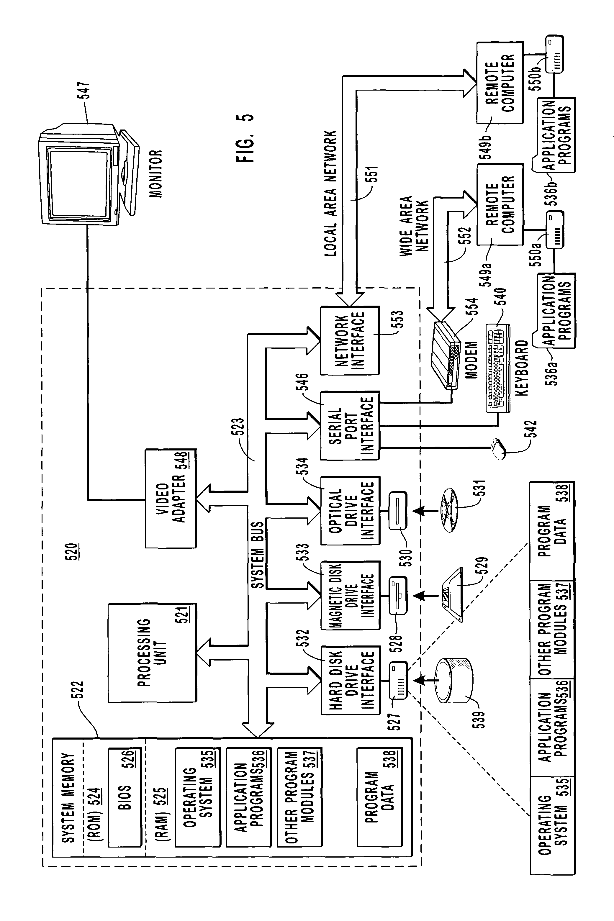 Us20050044244 Providing Scsi Device Access Over A To Usb Wiring Diagram Patent Drawing