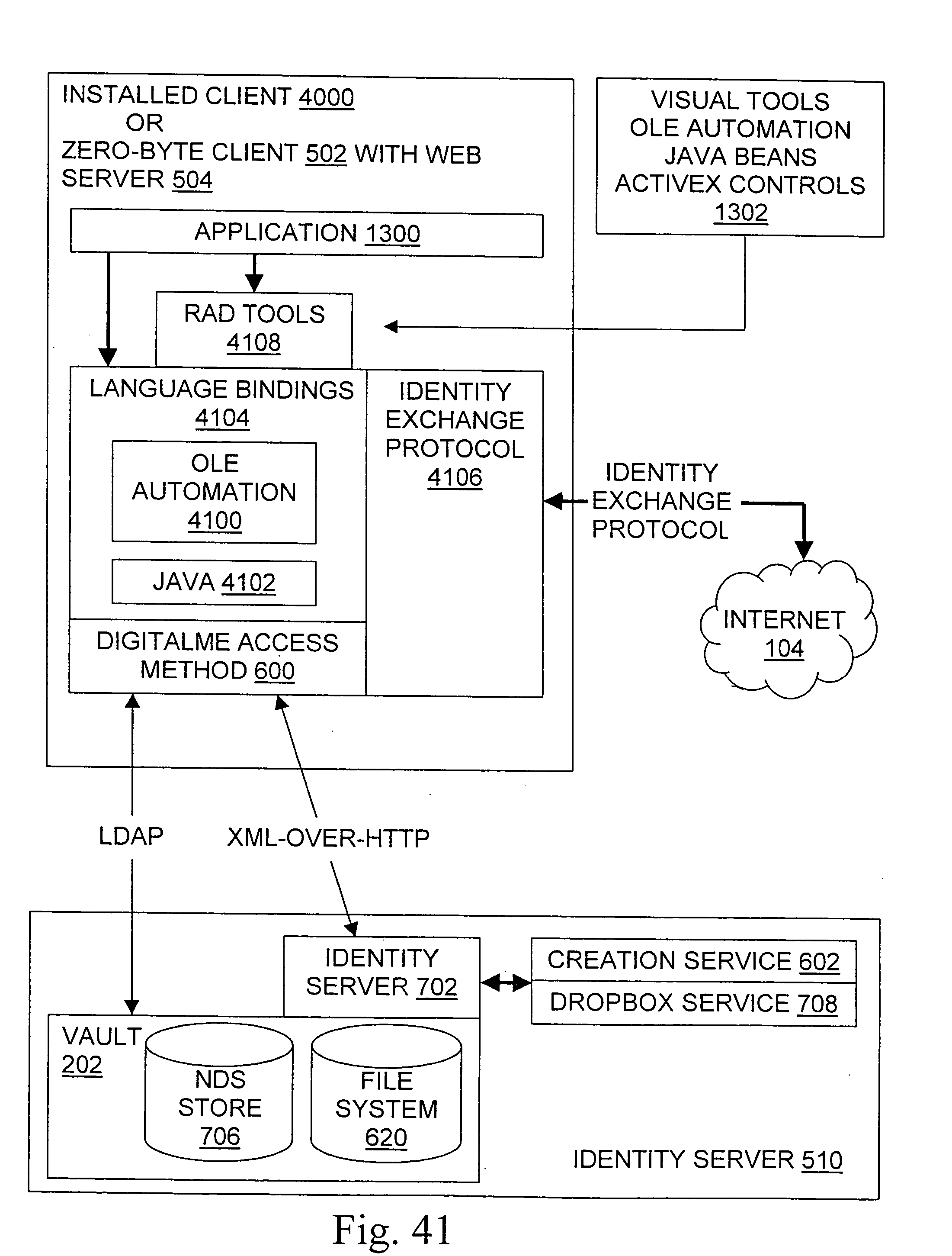 Patent Us20050044423 Managing Digital Identity Information Schema Of Origami Mobile Crane 2 Drawing