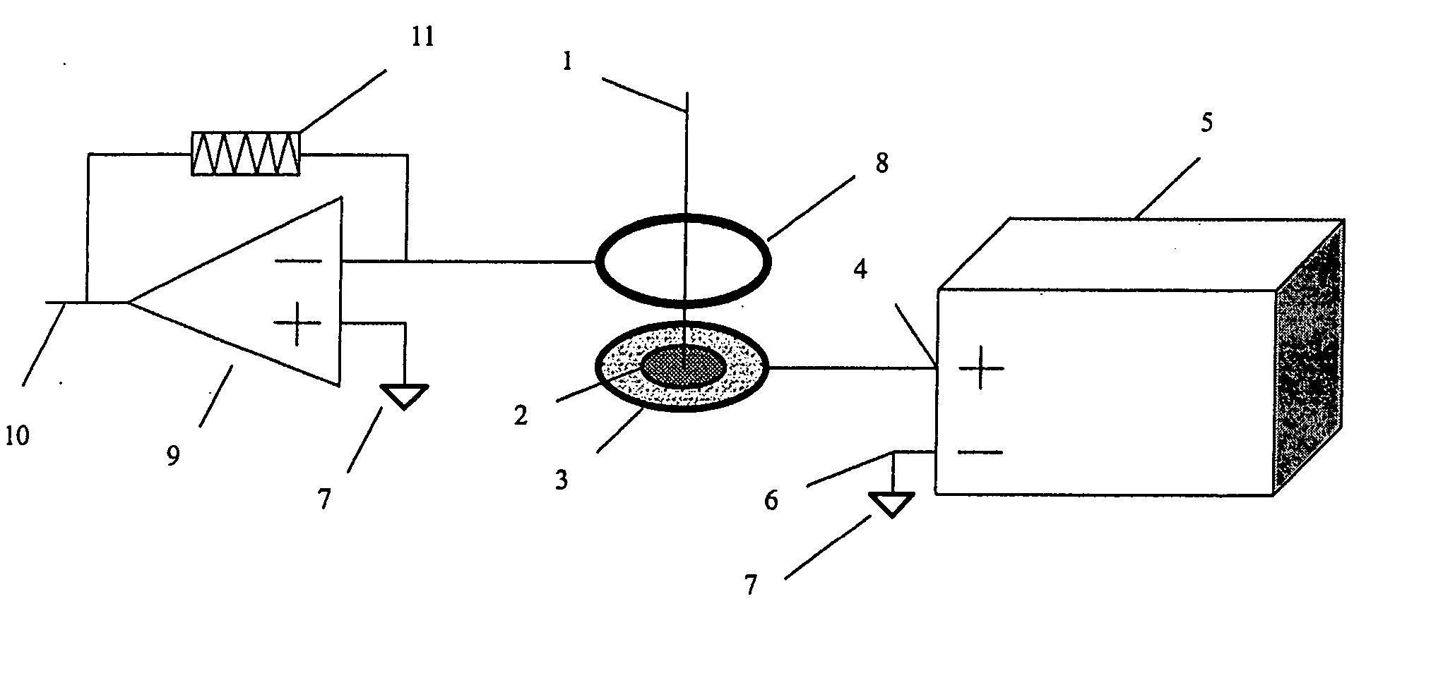 patent us20050061779 - laser ablation feedback spectroscopy