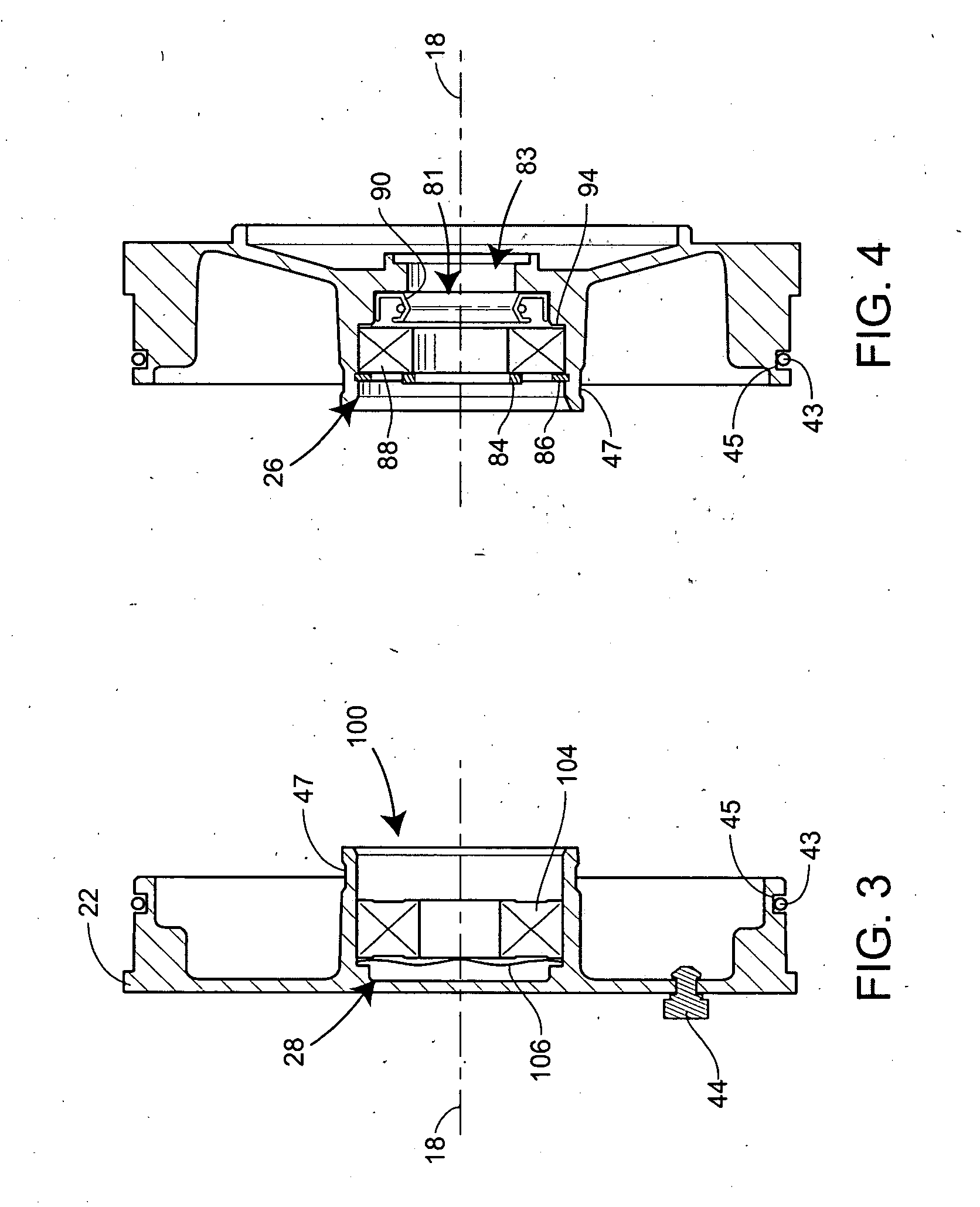 Patent Us20050073204 Electric Motors For Washdown Food