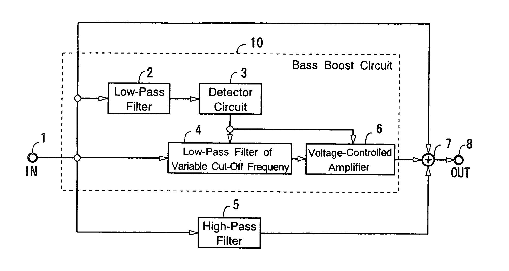 Low Voltage Detector Circuit