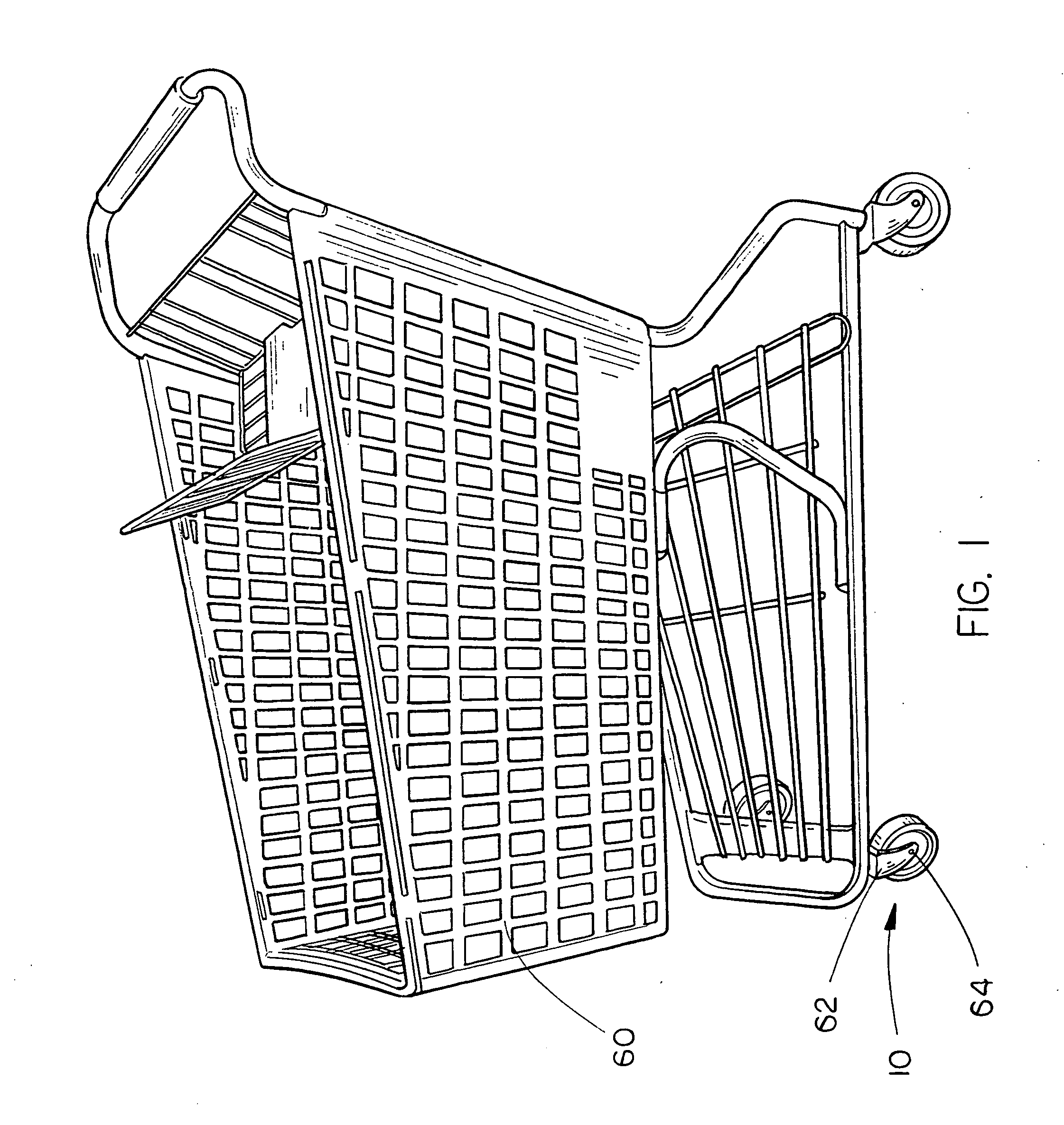 It's just a photo of Unusual Shopping Cart Drawing