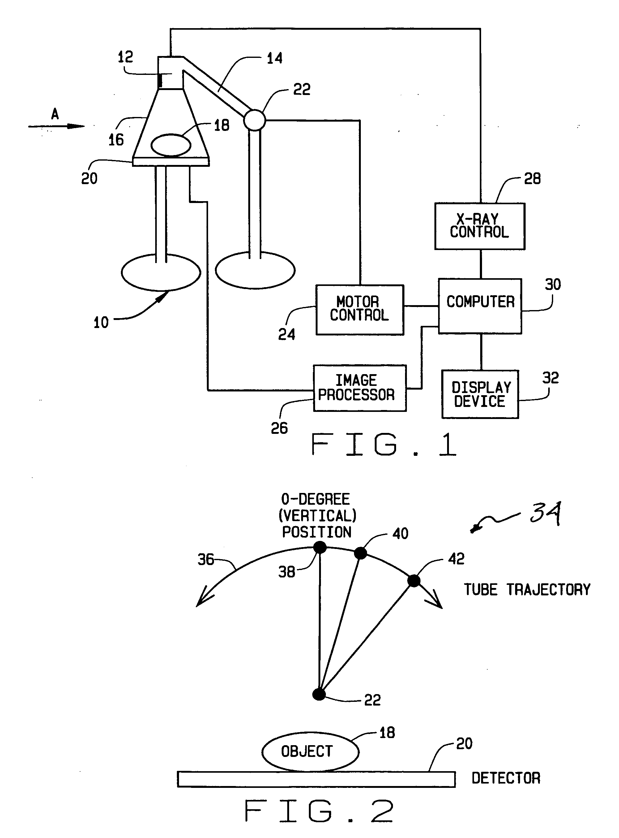 patent us20050135664 methods and apparatus for reconstruction of  patent drawing