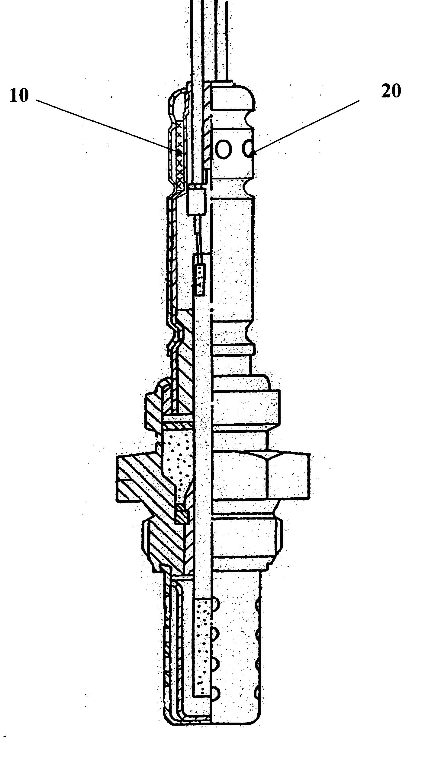Patent Us20050173266 High Temperature Oleophobic