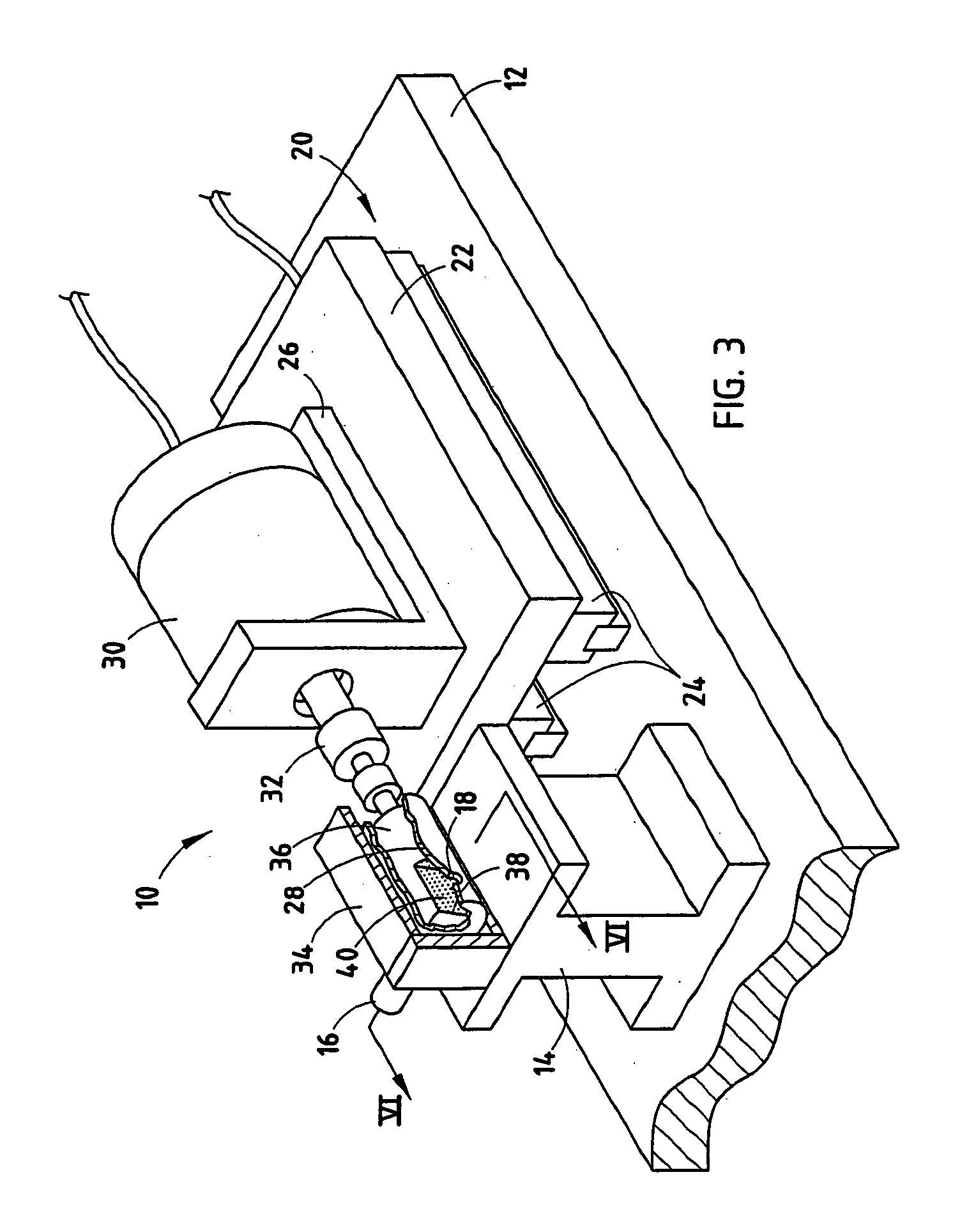patent us20050173463 dispensing pump having linear and rotary Motion Decetor patent drawing