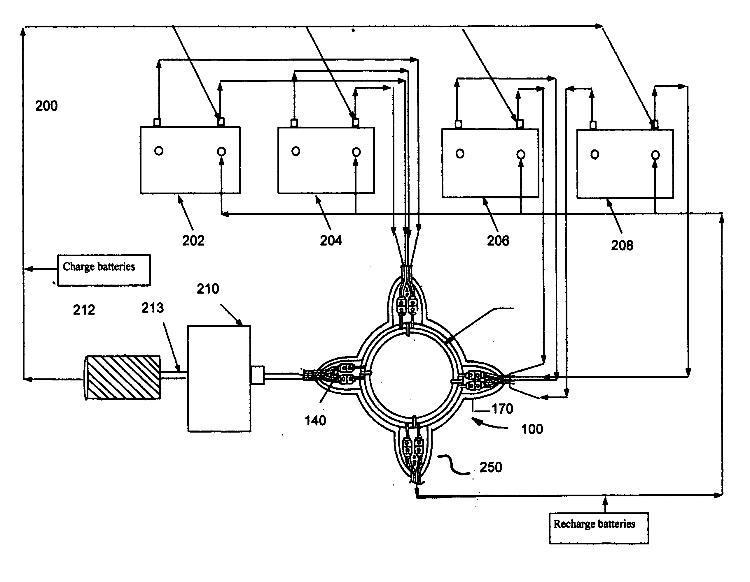 patent us20050173996 - perpetual motion energy