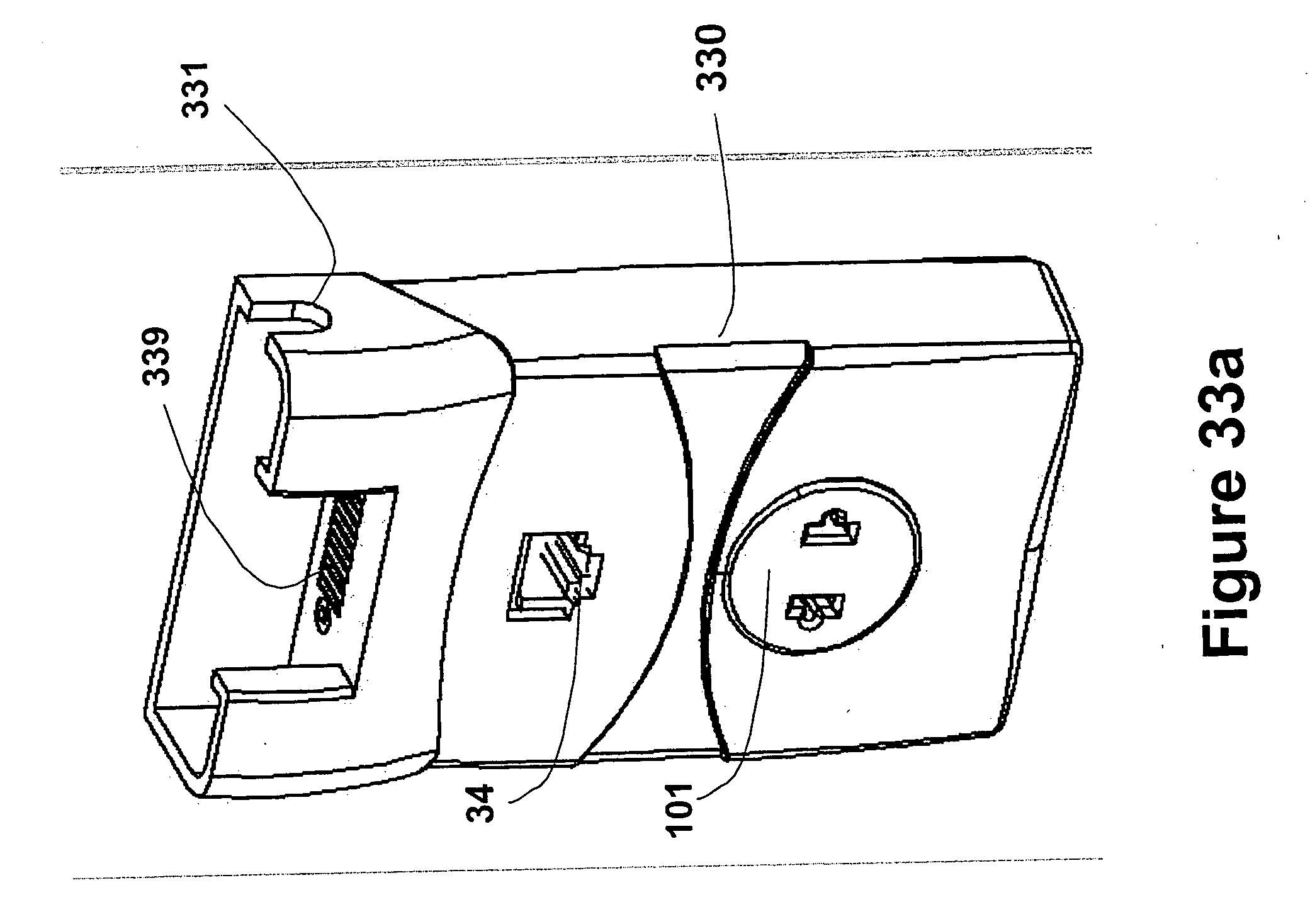 Patent Us20050180561 Outlet Add On Module Google Patents