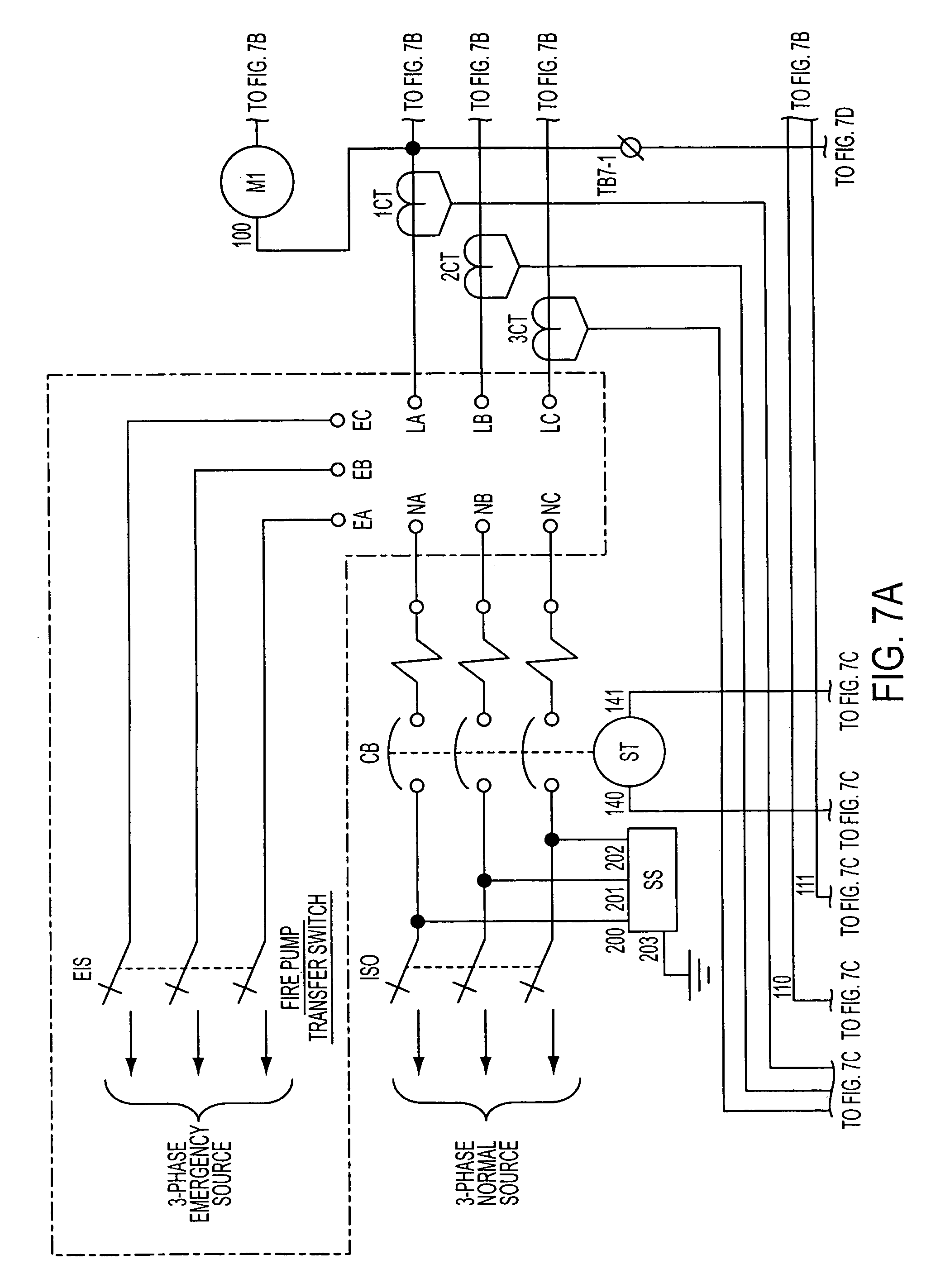 Wiring Diagram Jockey Pump : Patent us  integrated fire pump controller and