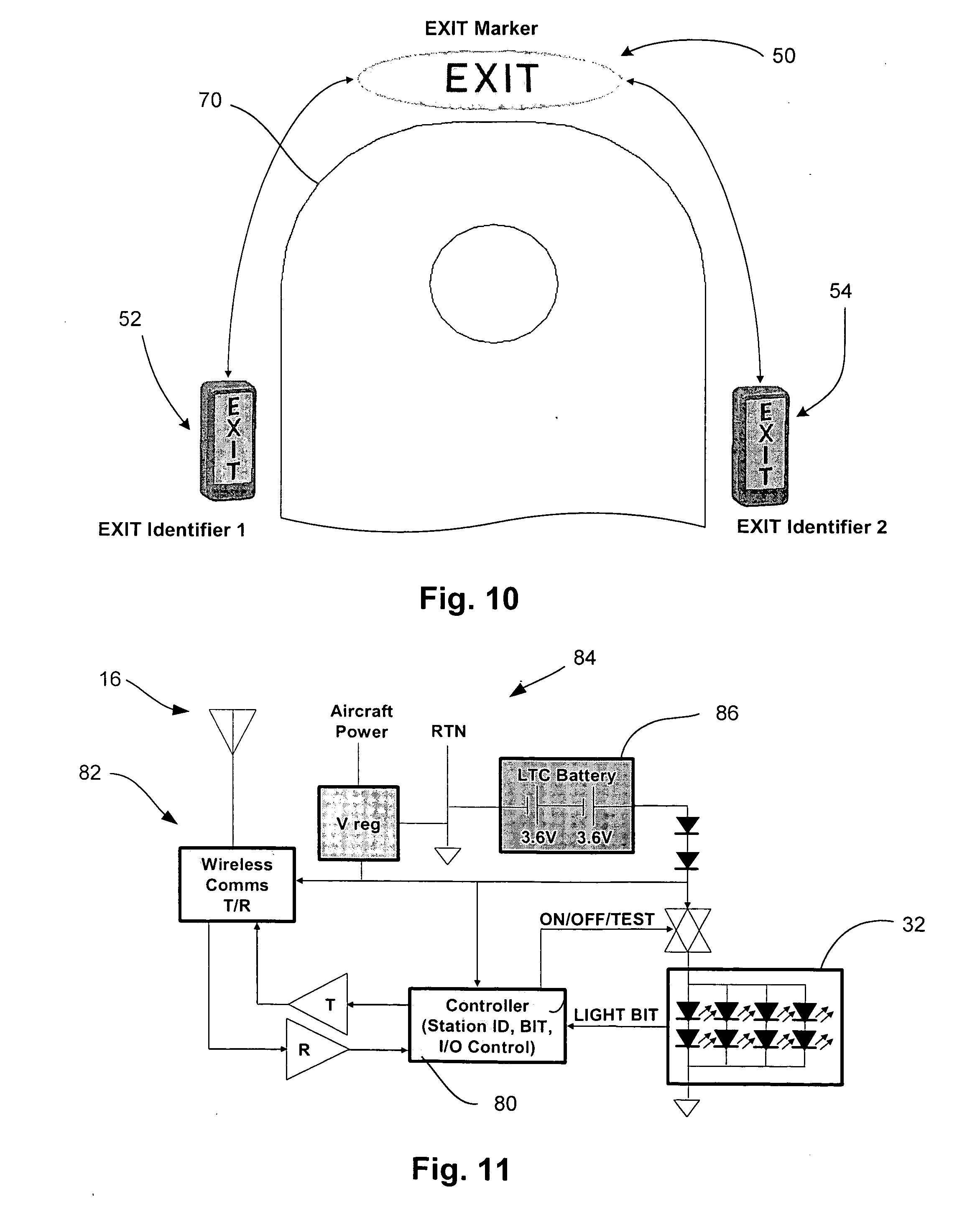 patent us20050202785 - aircraft interior wireless communications system