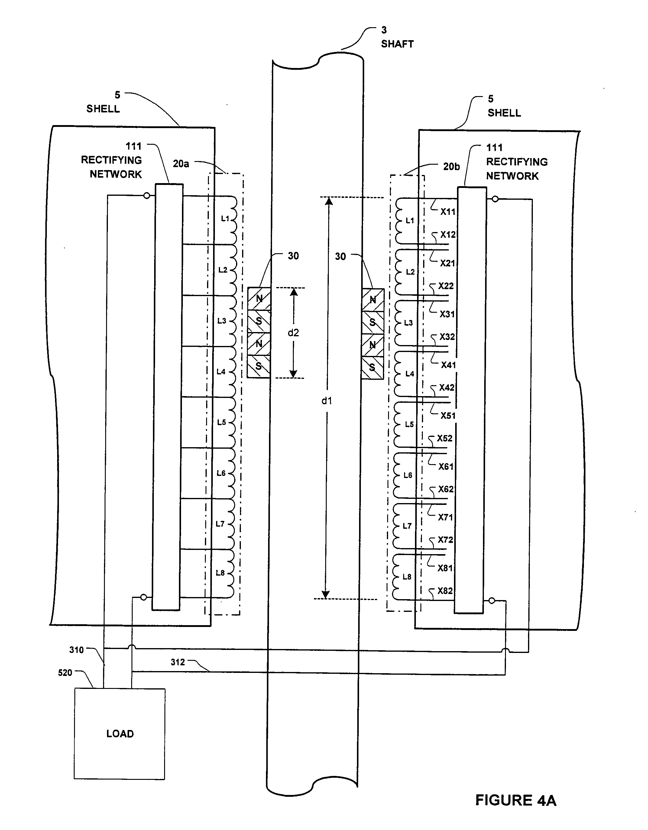 Patent US Circuitry for increasing efficiency of a