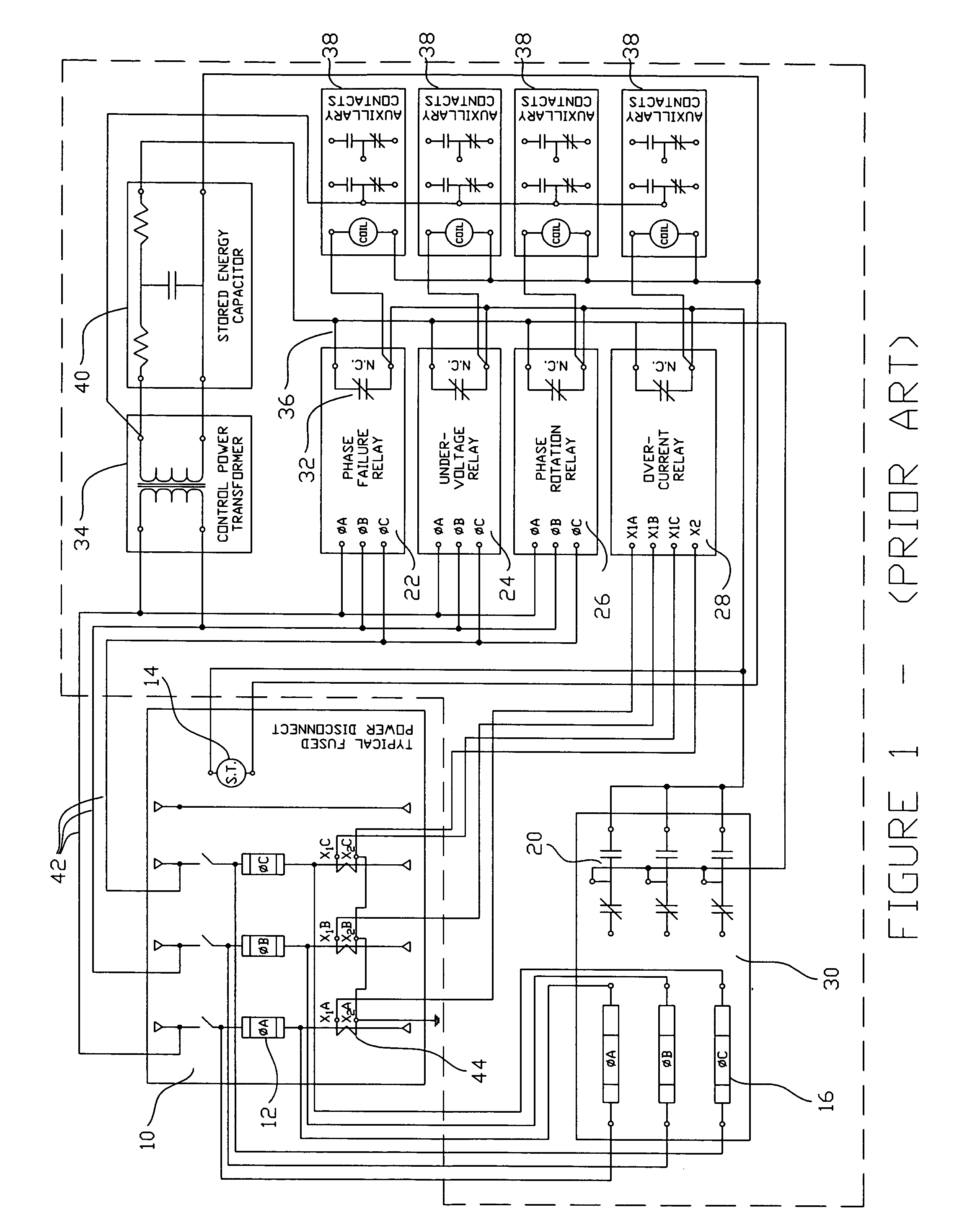 shunt trip wiring diagram square d solidfonts ge shunt trip circuit breaker wiring diagram compressor and square d