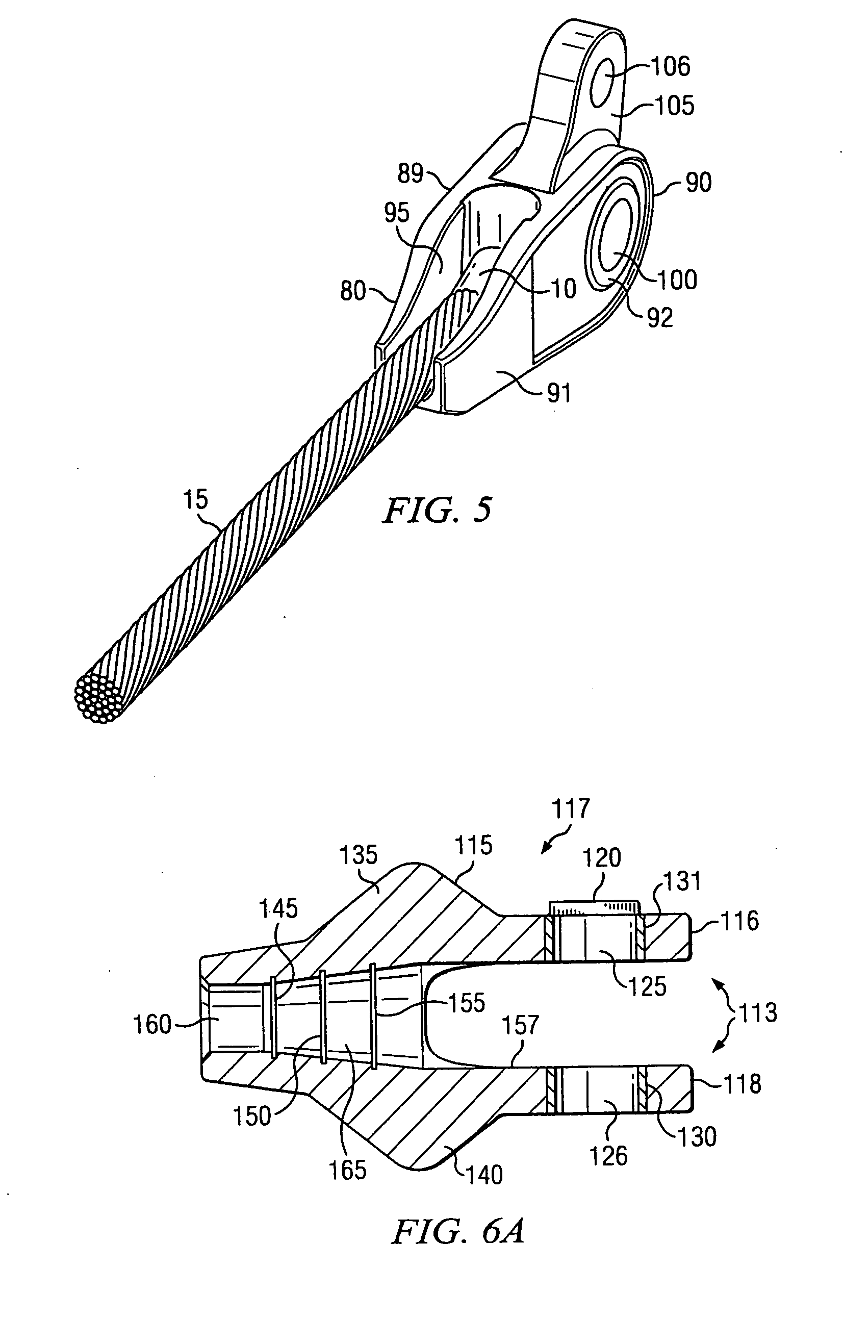 Patent US20050251972 - Apparatus and method for termination of a ...