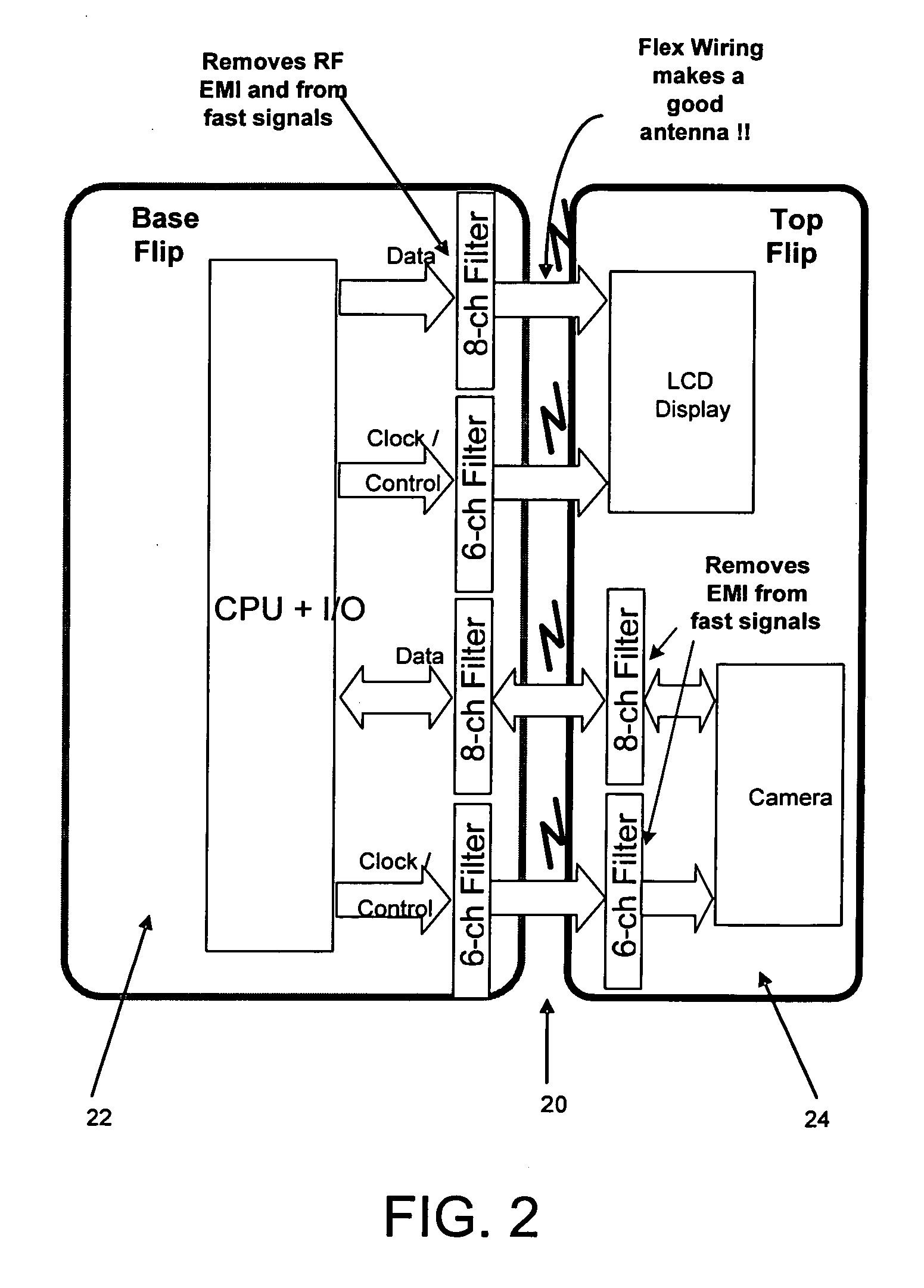 patent us20060038635