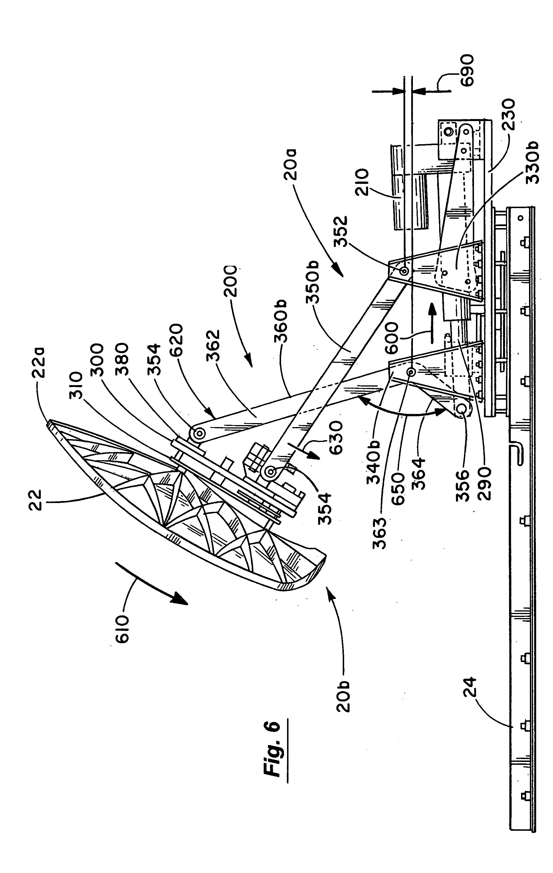 Patent Us20060038728 Quick Release Stowage System For Transporting Gm Ls3 Engine Diagram Drawing