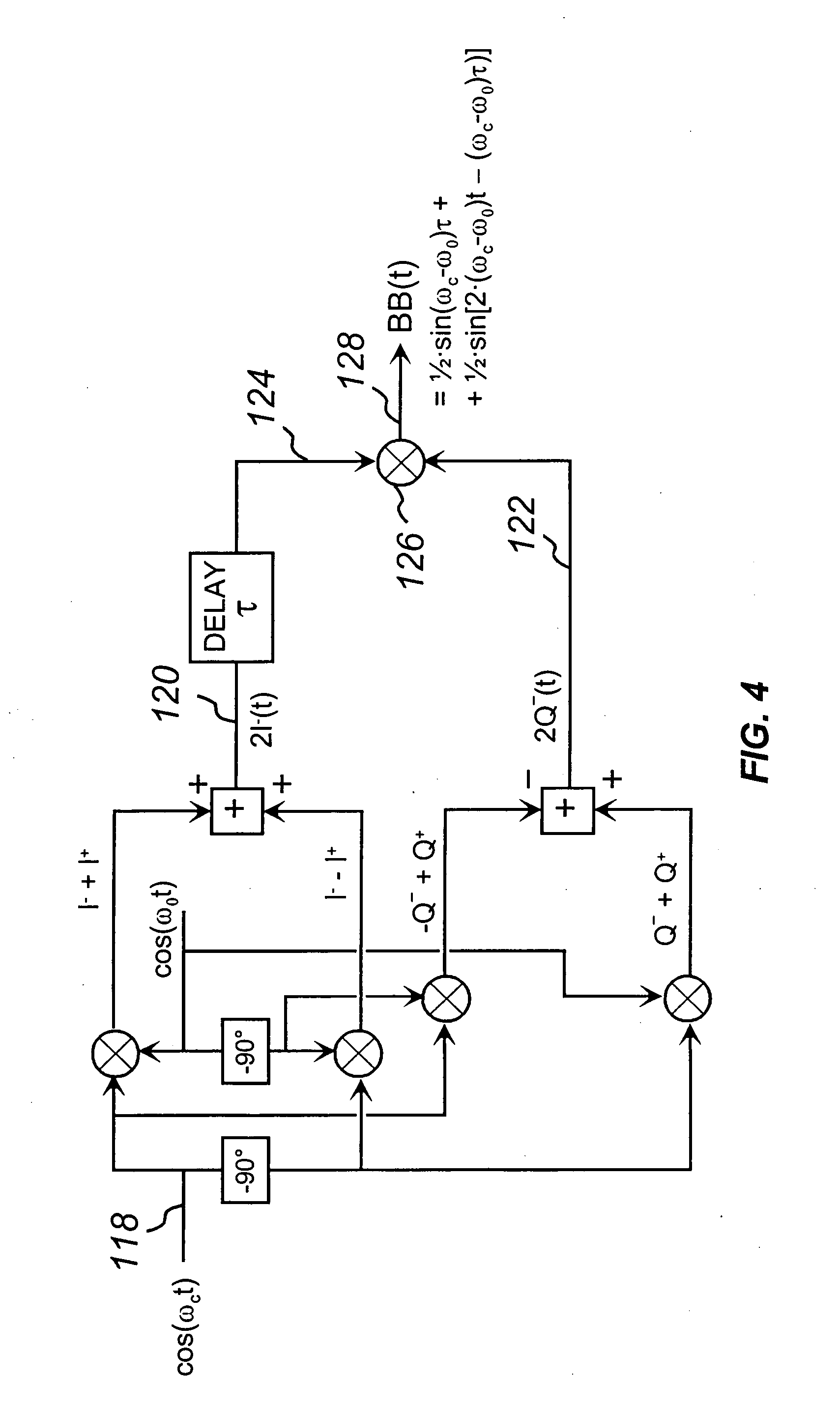 Lock In Amplifier Beats Desired Weak Signal 40 Db Below Input Noise Patente Us20060057996 High Frequency Low Phase Patent Drawing
