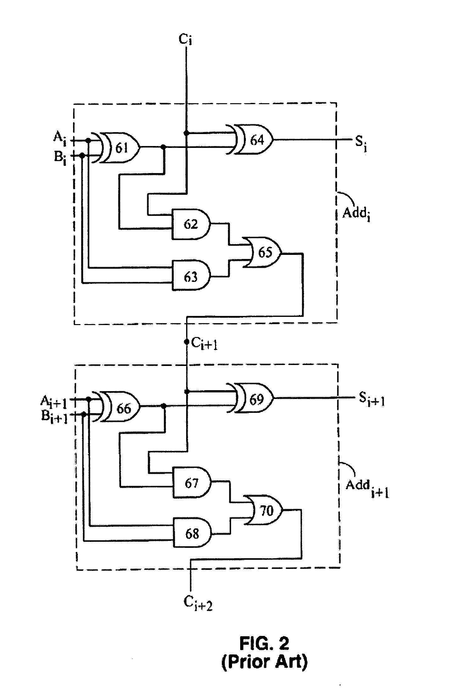Full Adder Subtractor Logic Bit Patent Us Entity With Two Outputs For Efficient 1479x2196