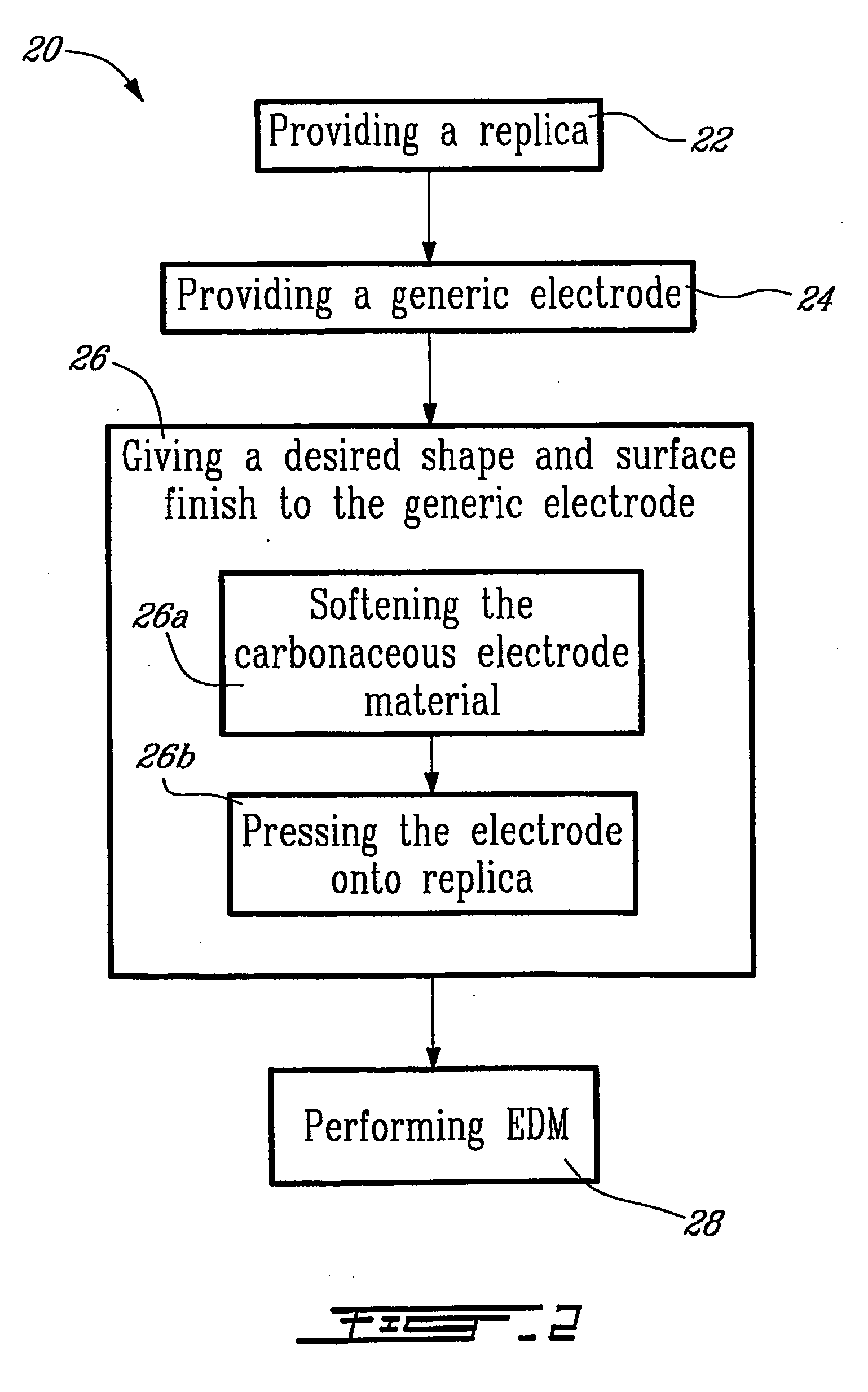 Patent US20060065546 - Electric discharge machining
