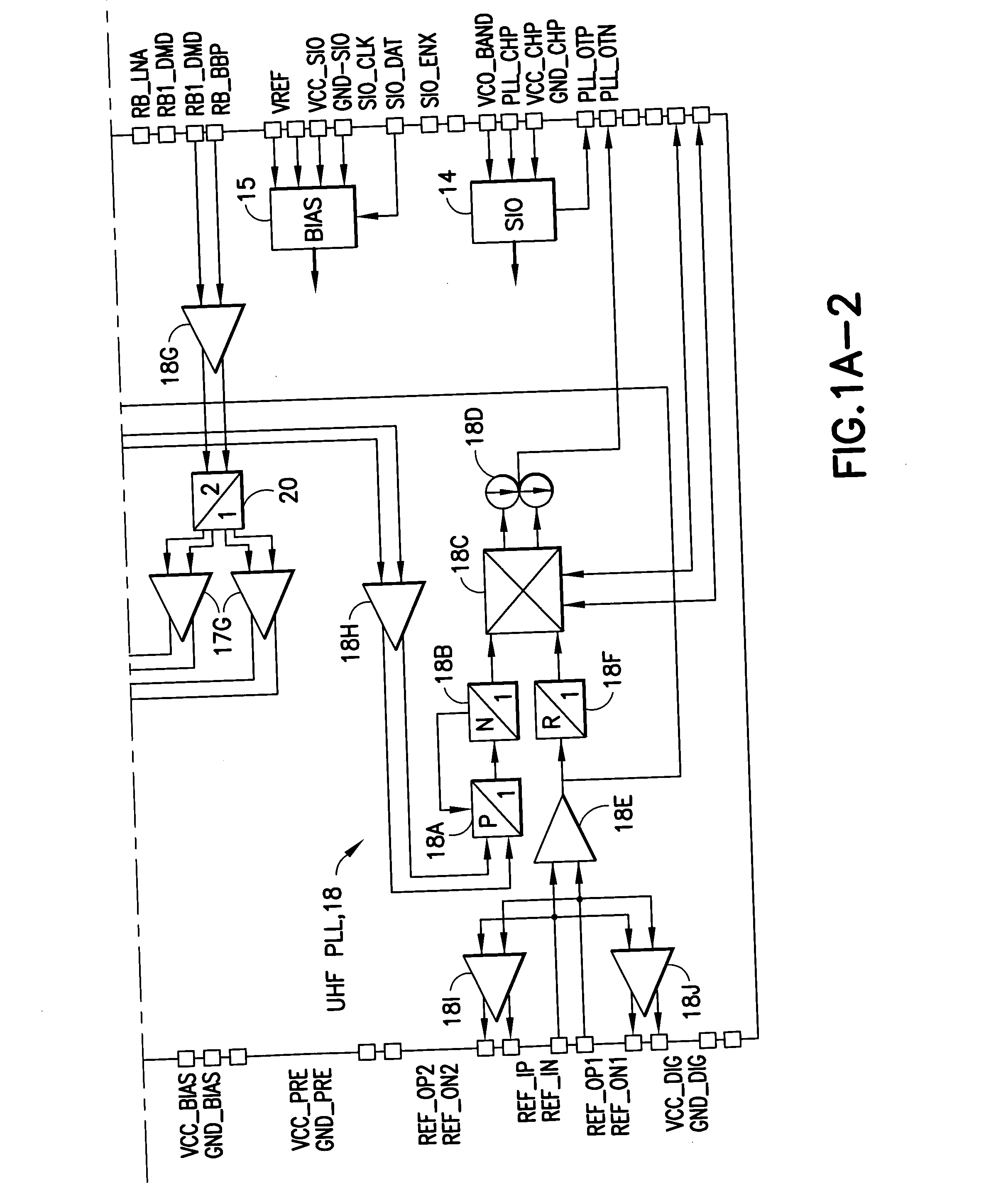 patent us20060068746 direct conversion receiver radio frequency Basic Oscillator Circuit patent drawing