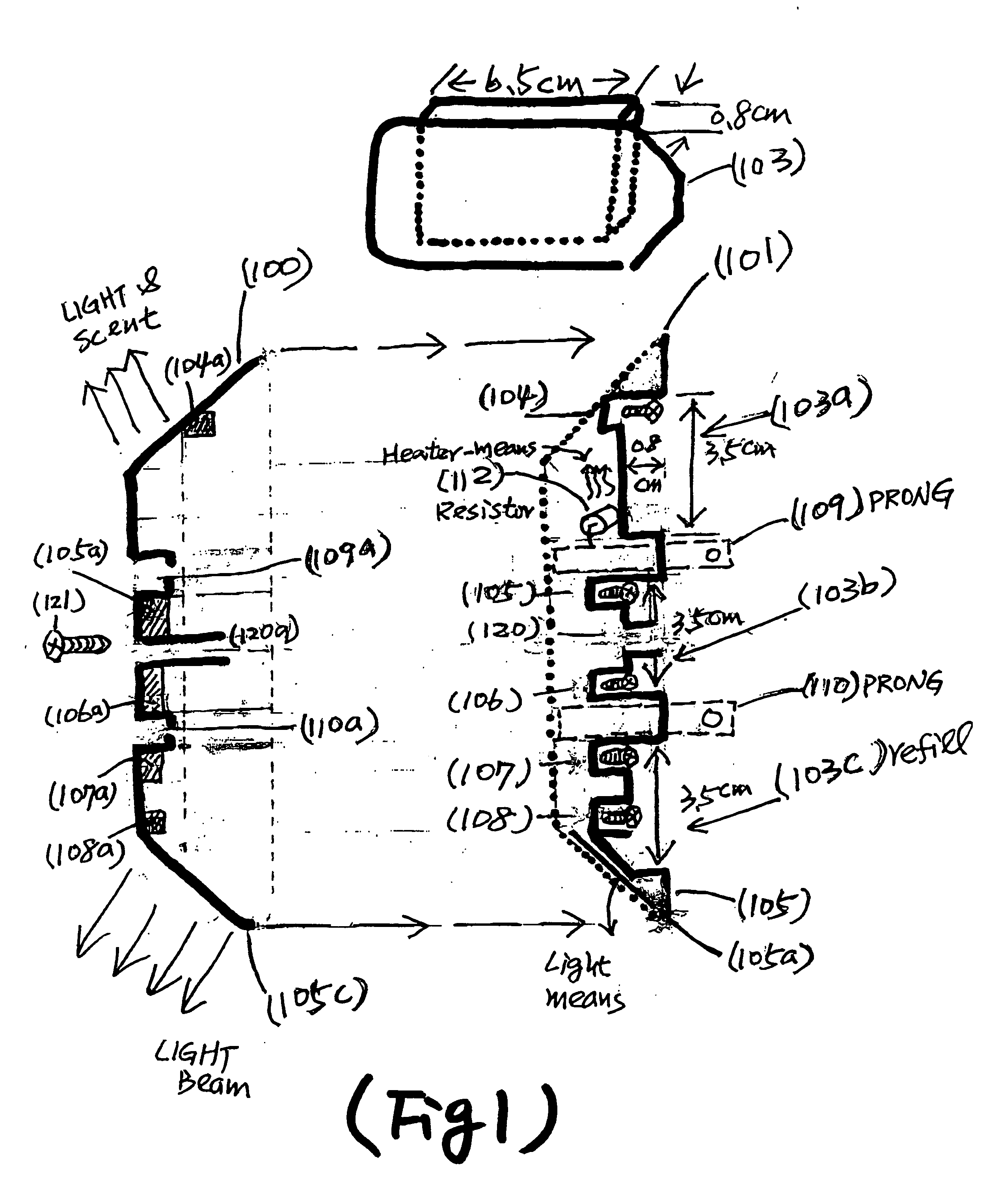 patent us20060073731 multiple function wall cover plate A Combo Switch Wiring patent drawing