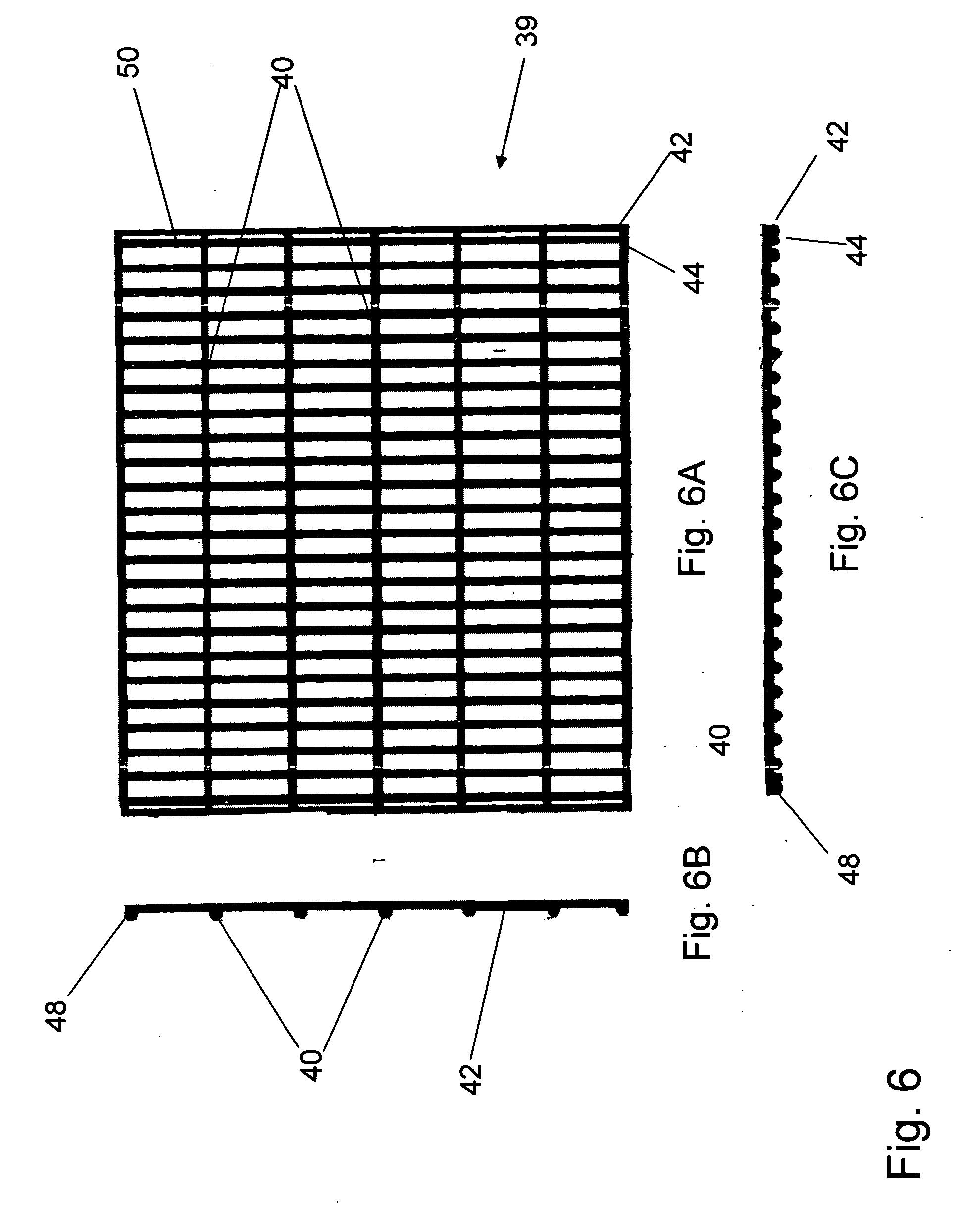 Patent Us20060075711 Attic Floor Joist Grid System For